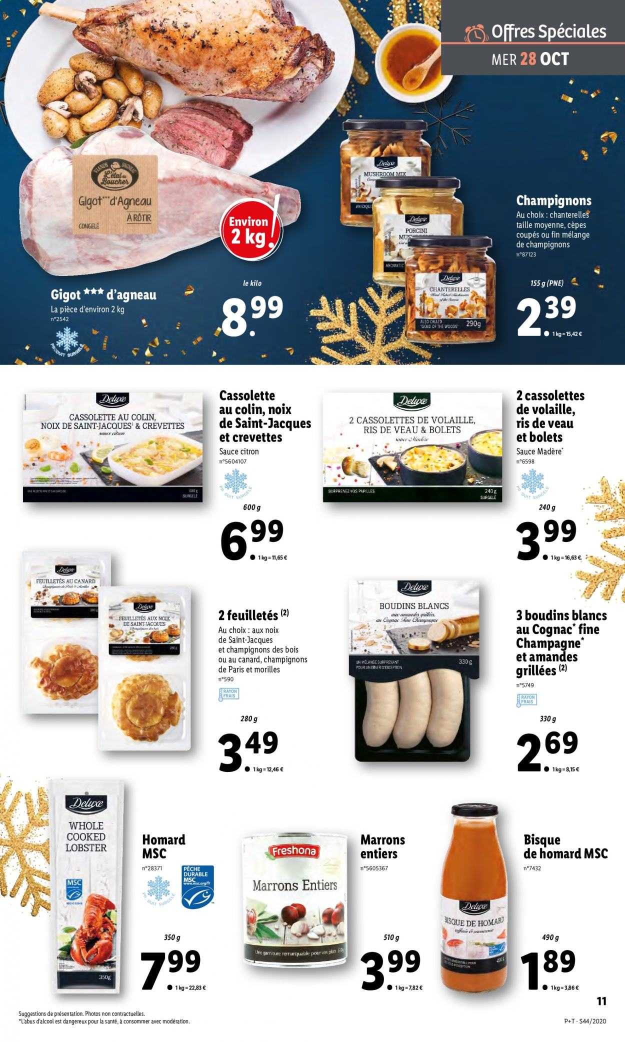 Catalogue Lidl - 28.10.2020 - 03.11.2020. Page 11.