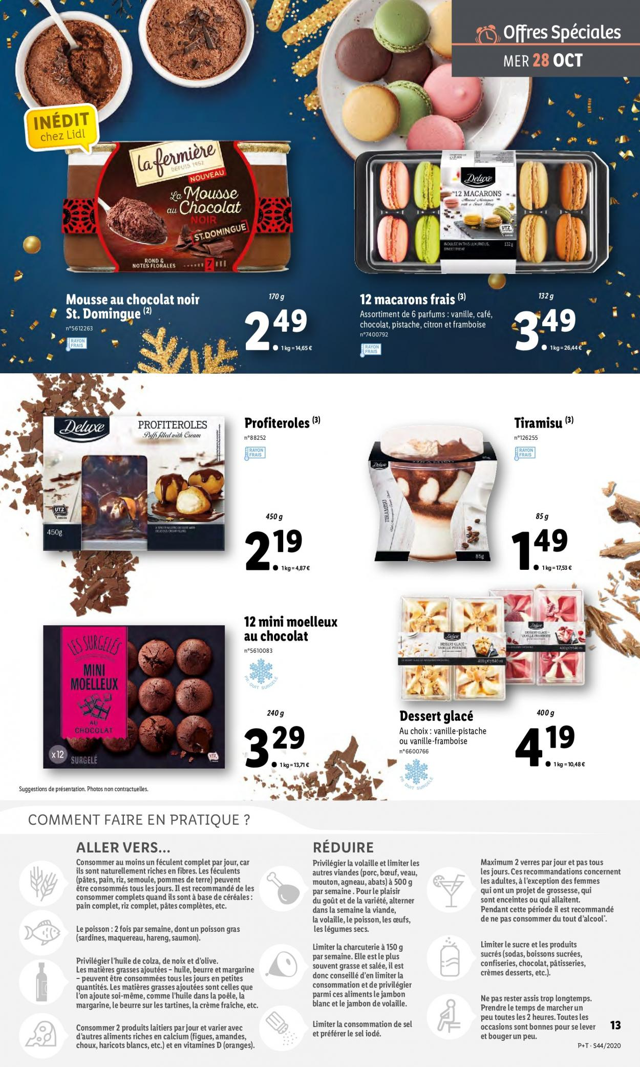 Catalogue Lidl - 28.10.2020 - 03.11.2020. Page 13.