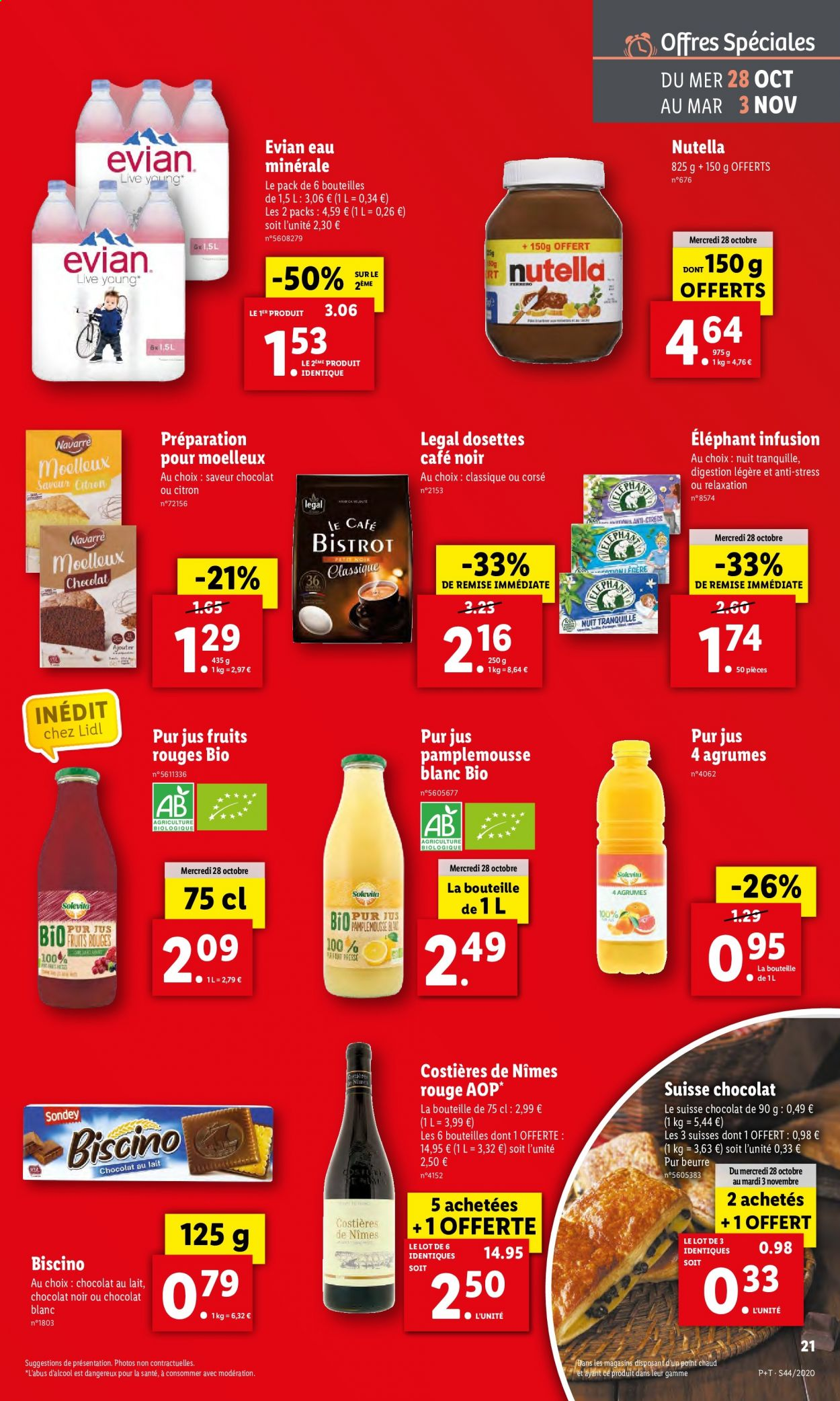 Catalogue Lidl - 28.10.2020 - 03.11.2020. Page 23.