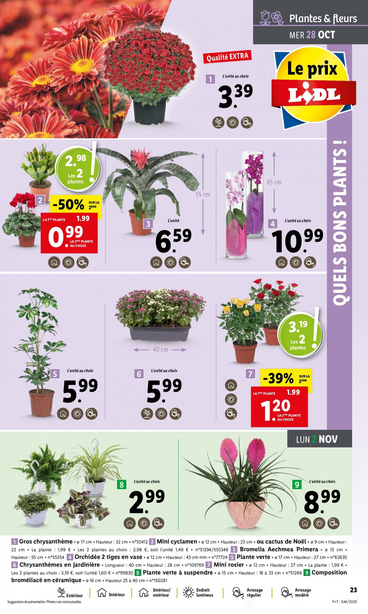 Catalogue Lidl - 28.10.2020 - 03.11.2020. Page 25.