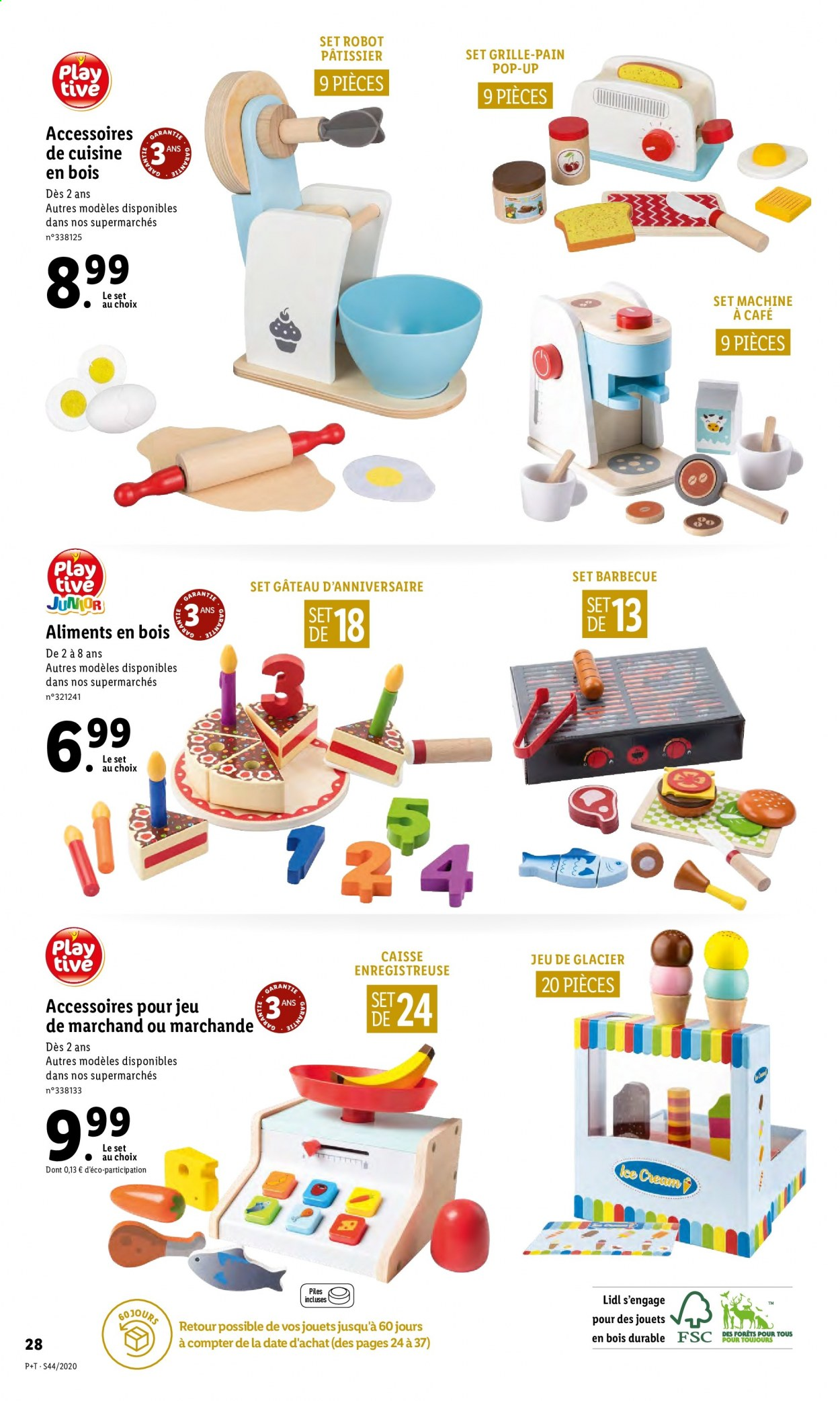 Catalogue Lidl - 28.10.2020 - 03.11.2020. Page 30.