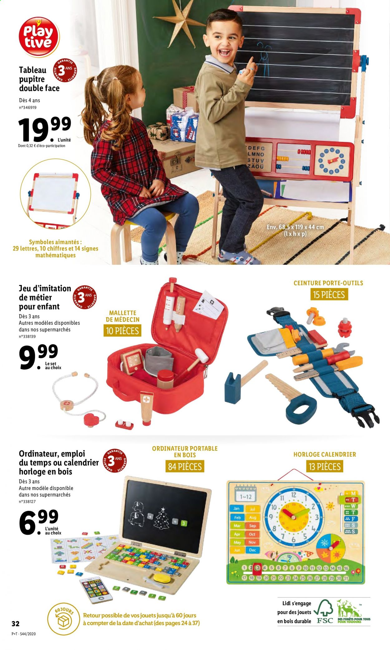 Catalogue Lidl - 28.10.2020 - 03.11.2020. Page 32.