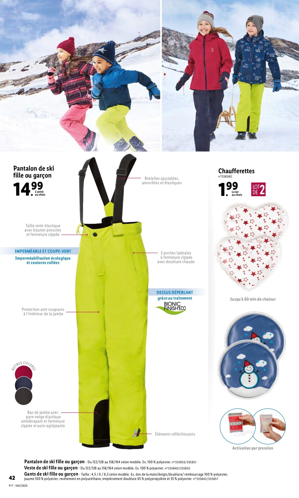 Catalogue Lidl - 28.10.2020 - 03.11.2020. Page 42.
