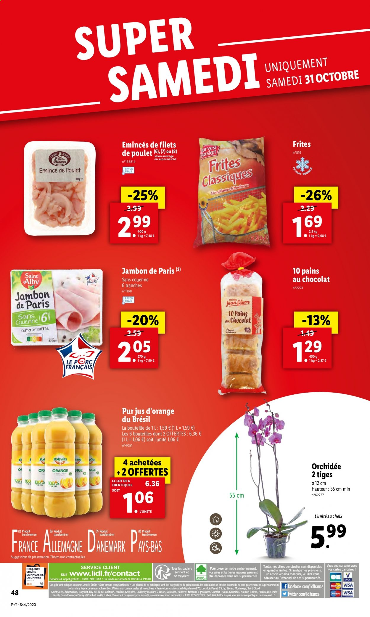 Catalogue Lidl - 28.10.2020 - 03.11.2020. Page 48.