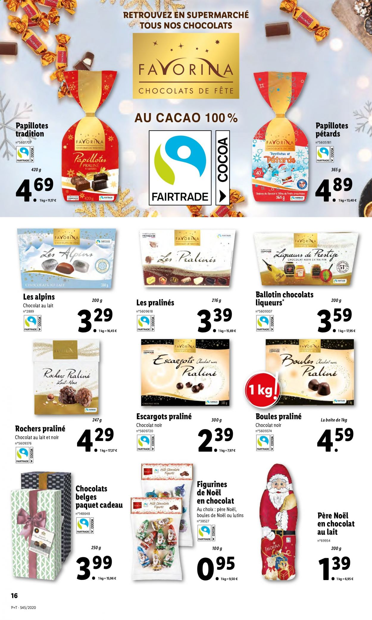 Catalogue Lidl - 04.11.2020 - 10.11.2020. Page 16.