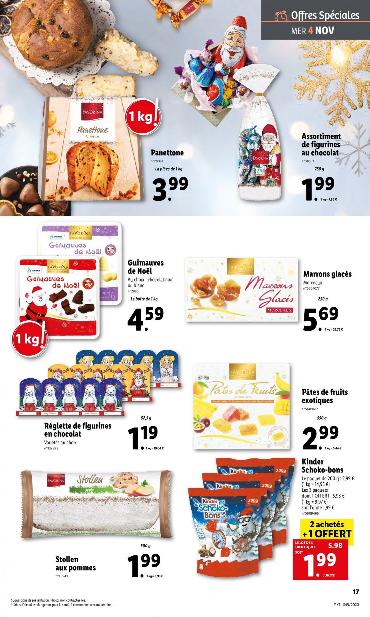 Catalogue Lidl - 04.11.2020 - 10.11.2020. Page 17.