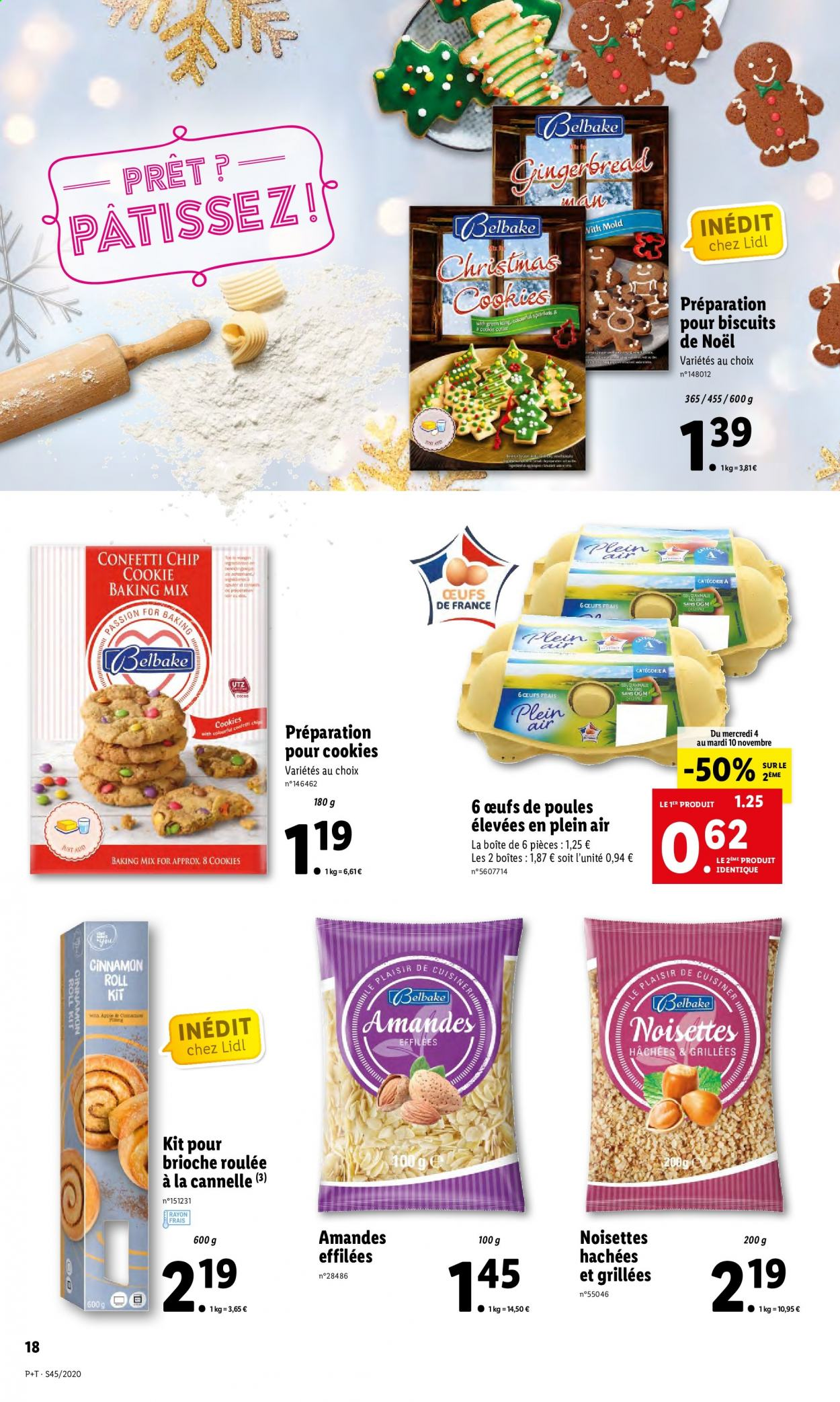 Catalogue Lidl - 04.11.2020 - 10.11.2020. Page 18.