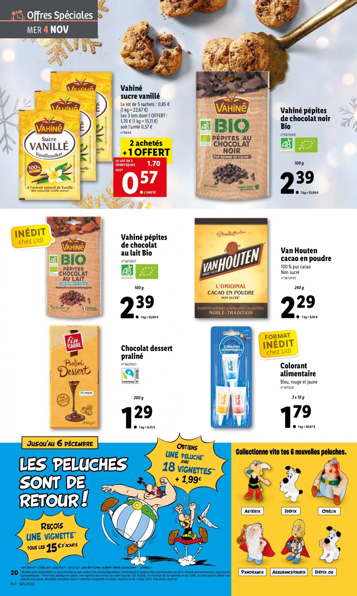 Catalogue Lidl - 04.11.2020 - 10.11.2020. Page 20.