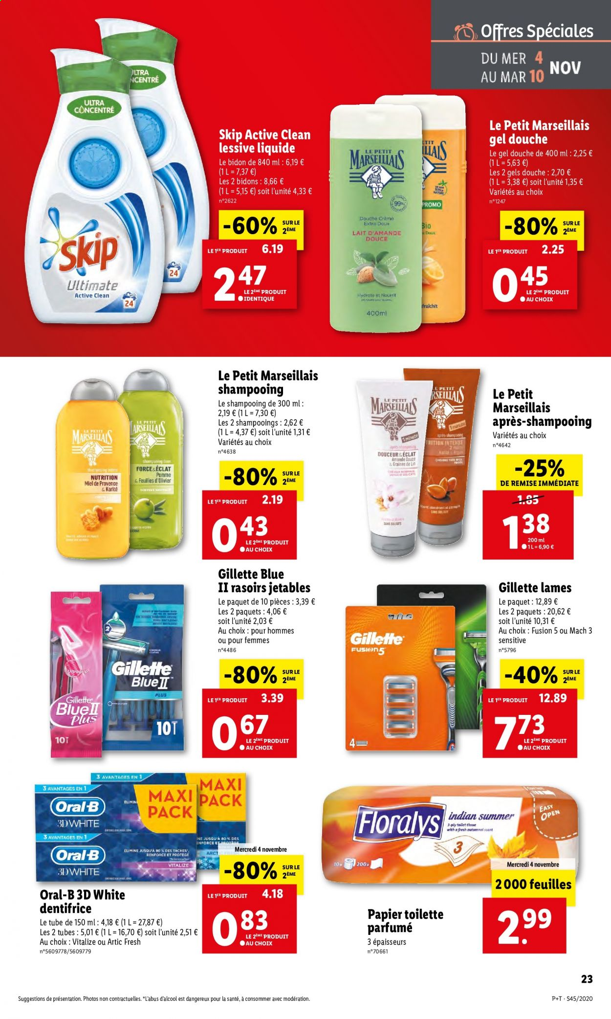 Catalogue Lidl - 04.11.2020 - 10.11.2020. Page 23.