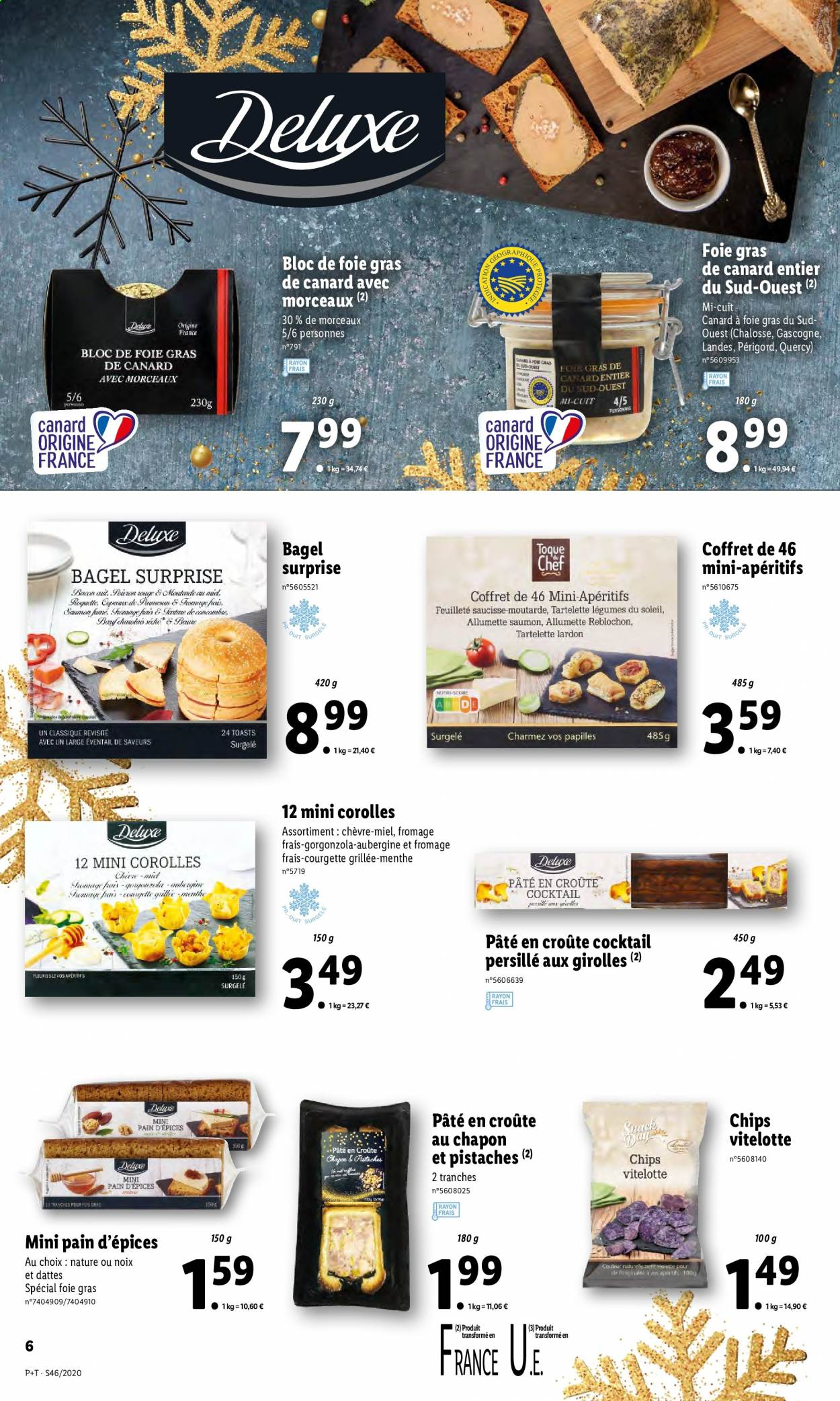 Catalogue Lidl - 11.11.2020 - 17.11.2020. Page 6.