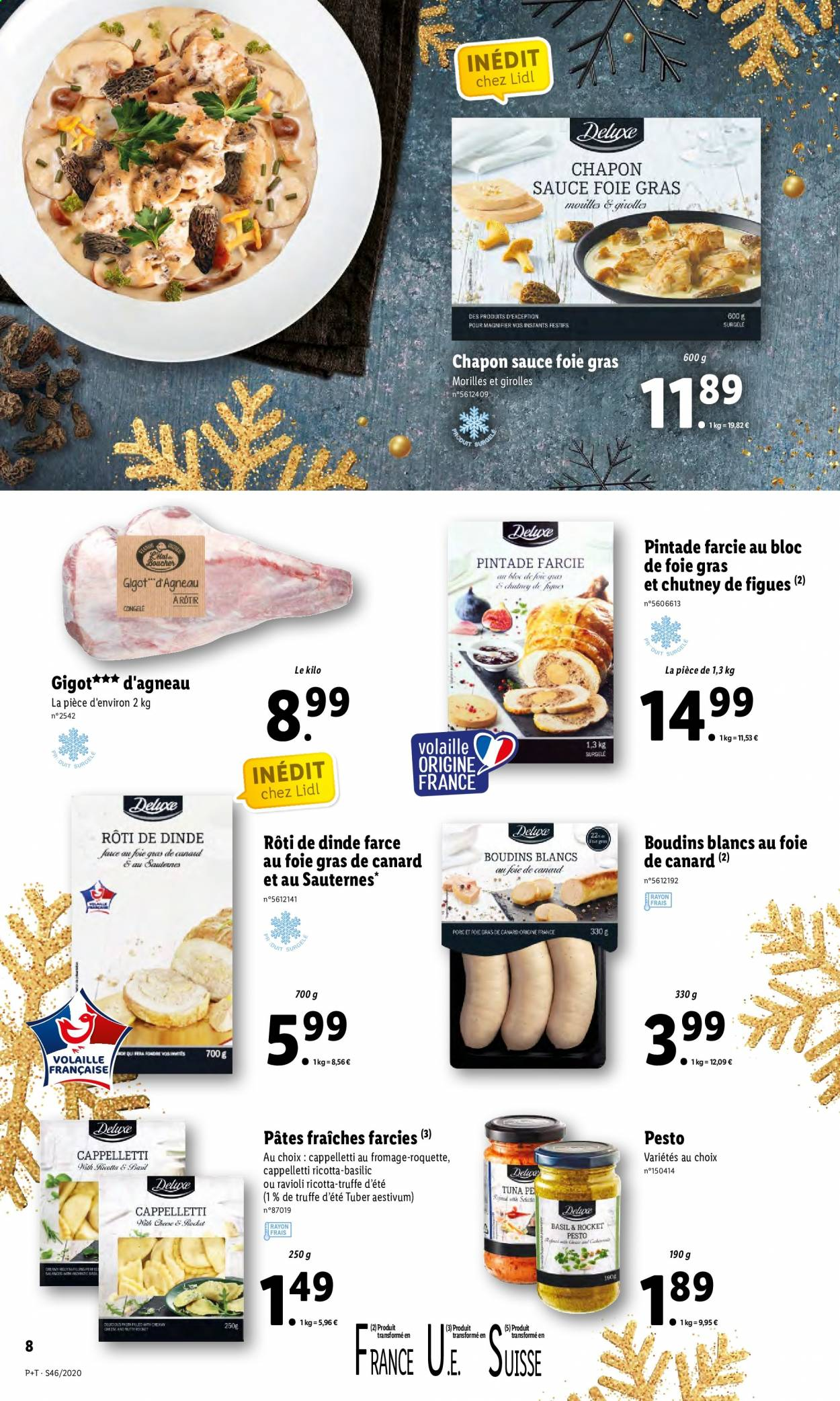 Catalogue Lidl - 11.11.2020 - 17.11.2020. Page 8.
