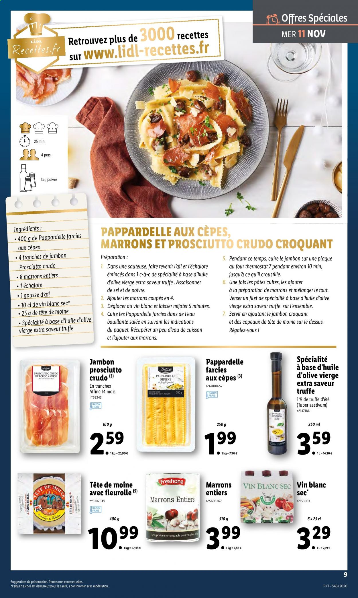 Catalogue Lidl - 11.11.2020 - 17.11.2020. Page 9.