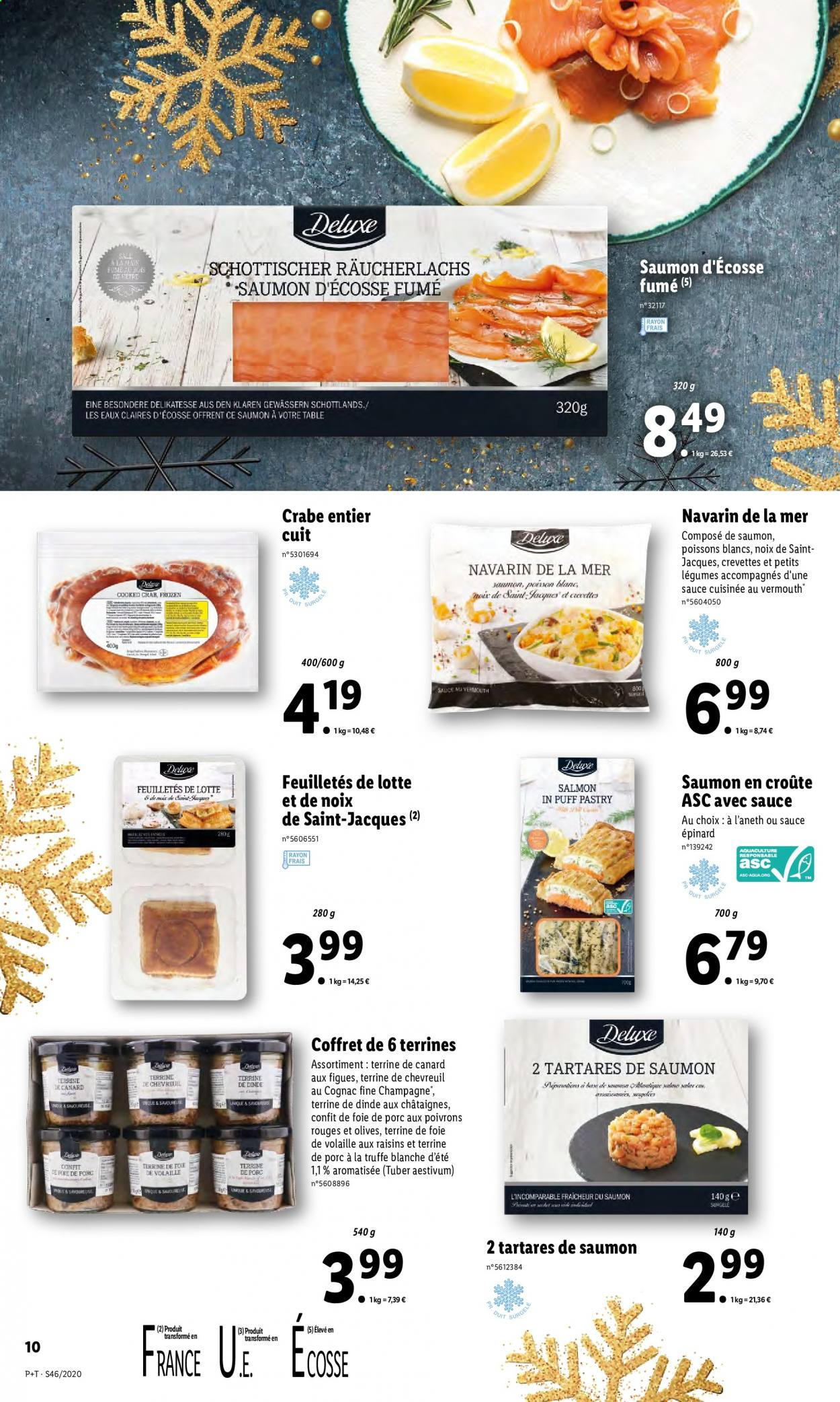 Catalogue Lidl - 11.11.2020 - 17.11.2020. Page 10.