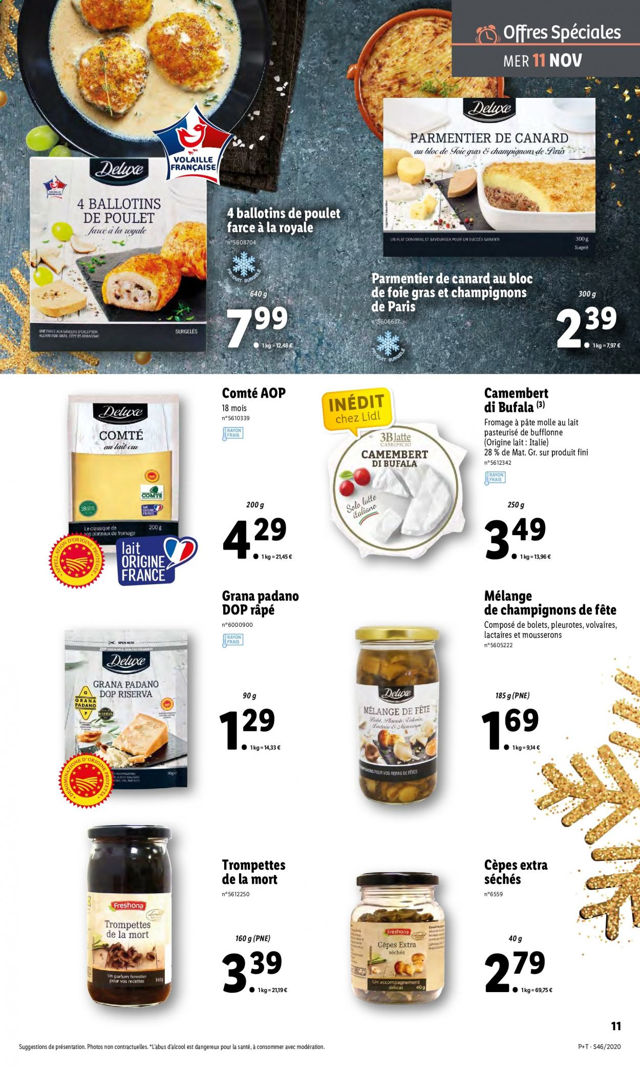 Catalogue Lidl - 11.11.2020 - 17.11.2020. Page 11.