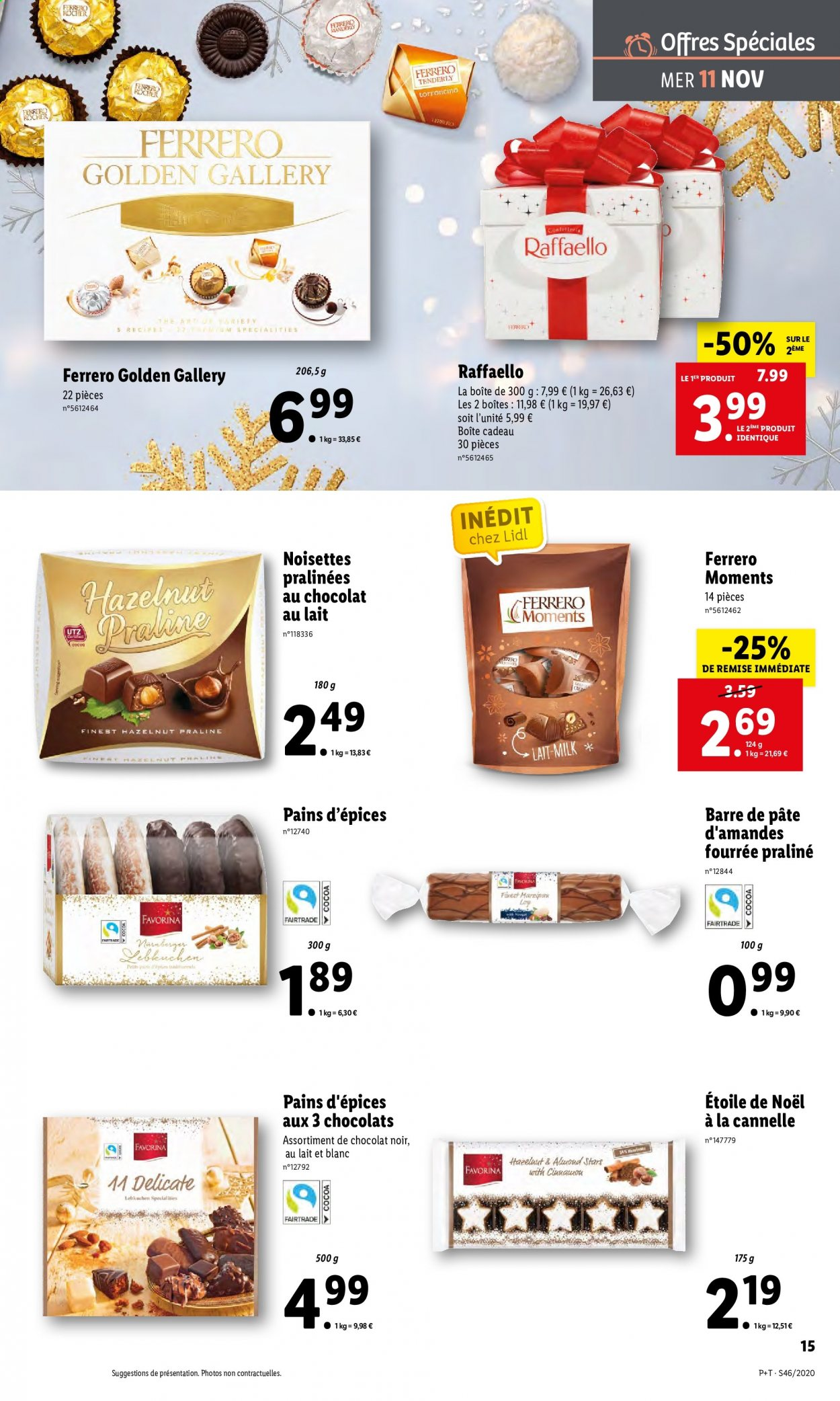Catalogue Lidl - 11.11.2020 - 17.11.2020. Page 19.