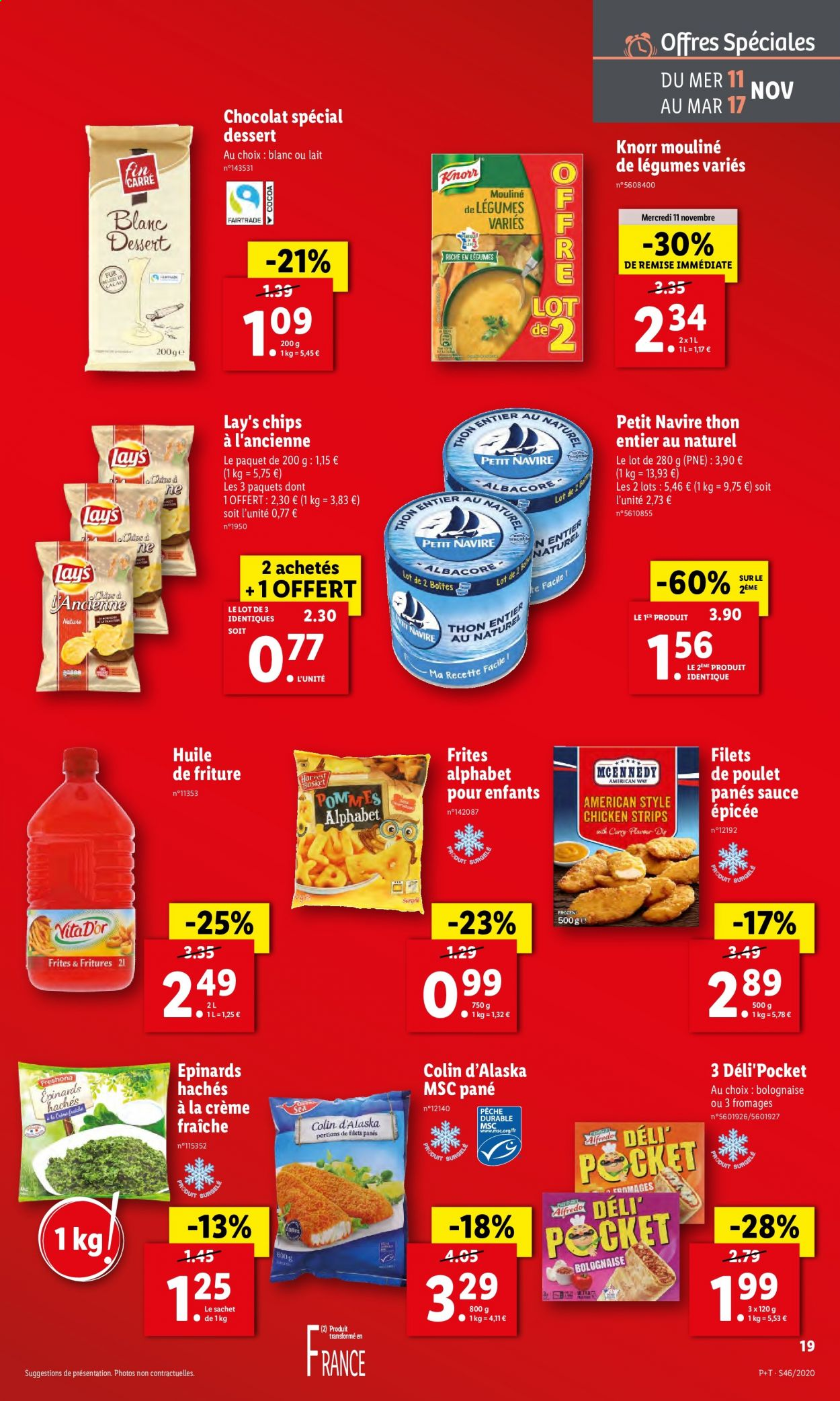 Catalogue Lidl - 11.11.2020 - 17.11.2020. Page 23.