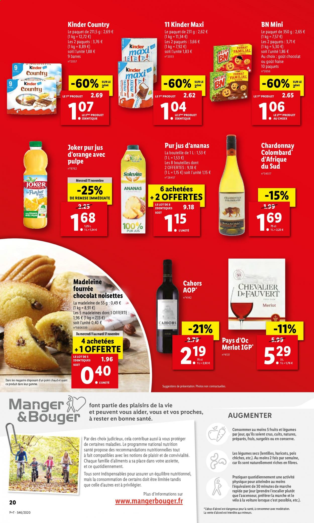 Catalogue Lidl - 11.11.2020 - 17.11.2020. Page 24.