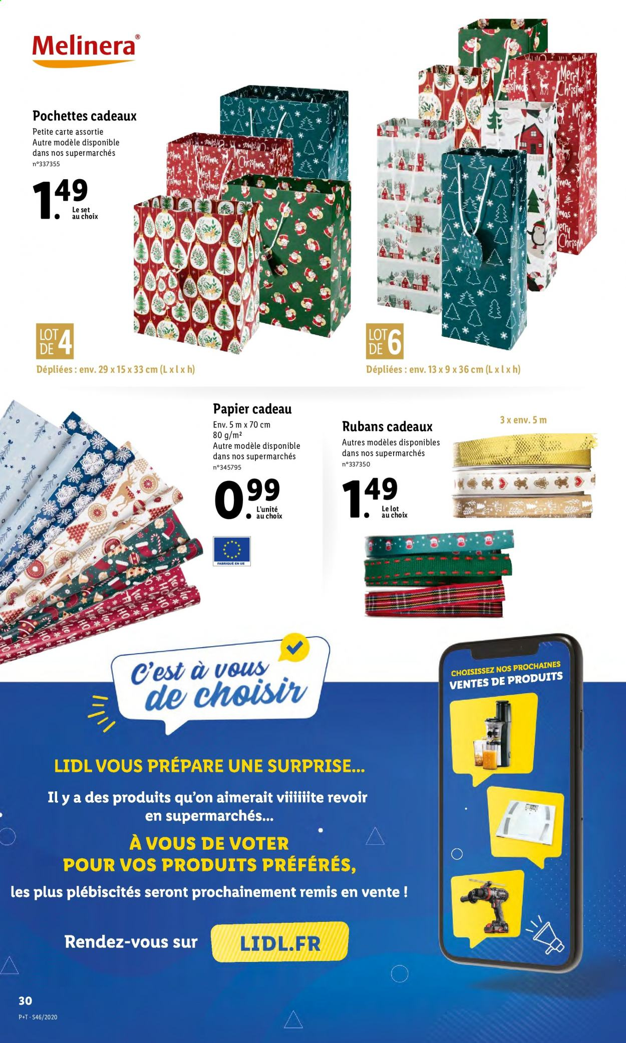 Catalogue Lidl - 11.11.2020 - 17.11.2020. Page 36.