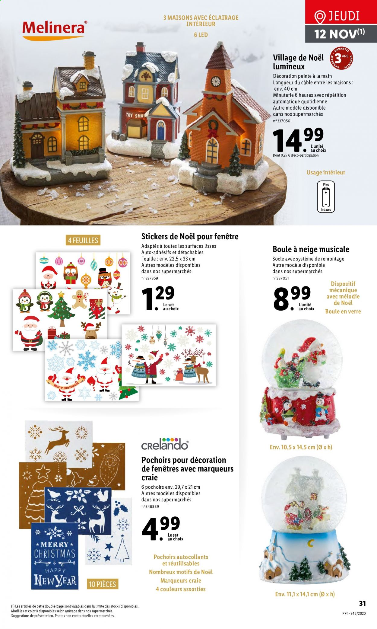 Catalogue Lidl - 11.11.2020 - 17.11.2020. Page 37.
