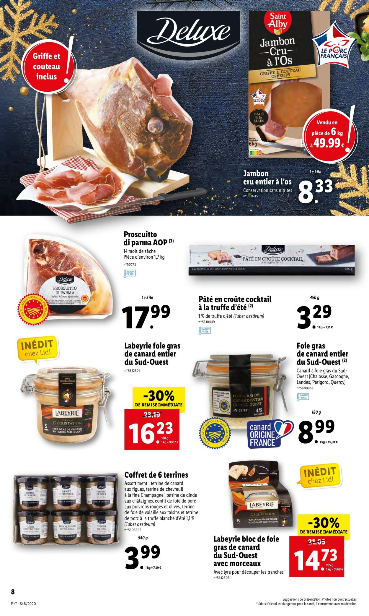 Catalogue Lidl - 25.11.2020 - 01.12.2020. Page 8.