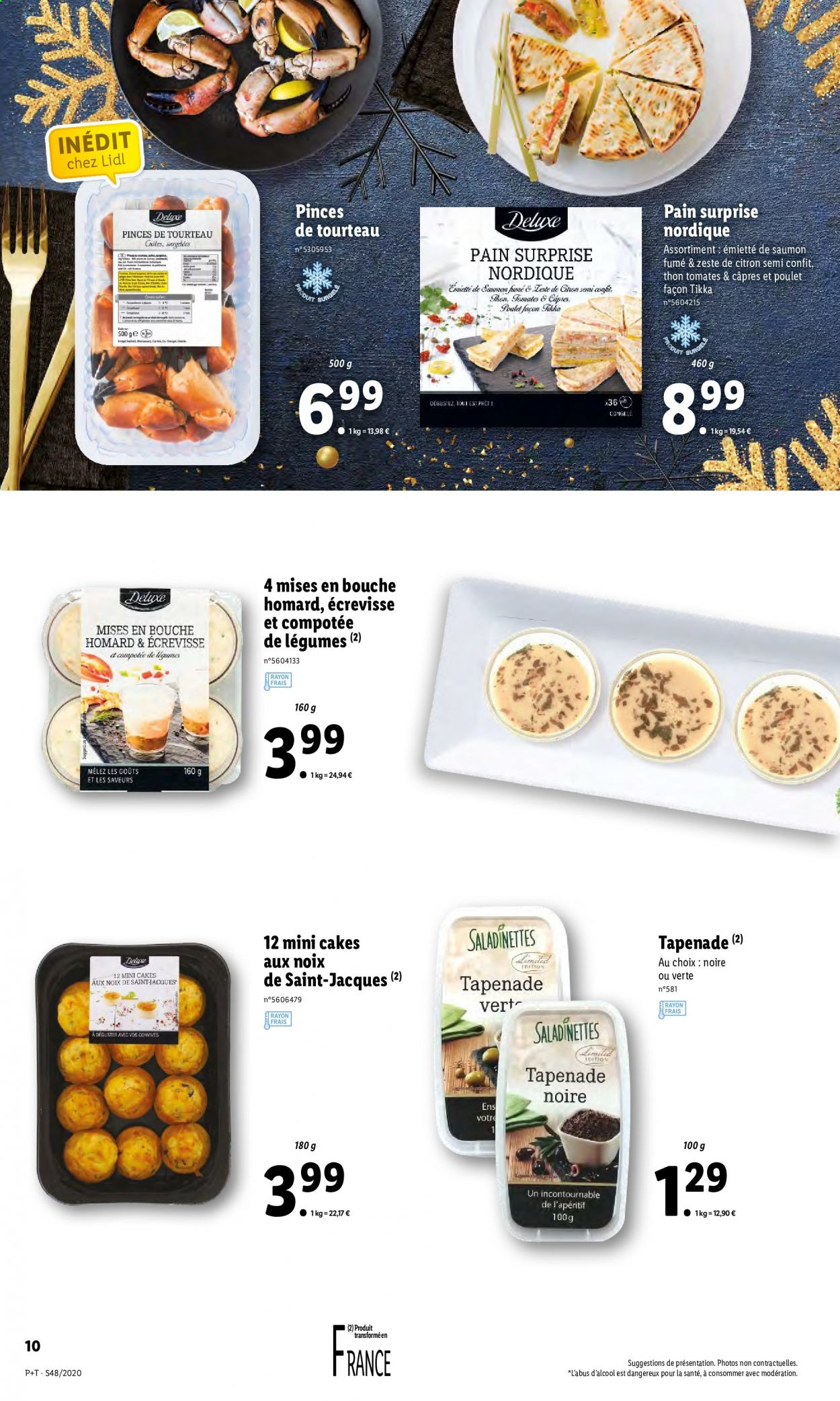 Catalogue Lidl - 25.11.2020 - 01.12.2020. Page 10.