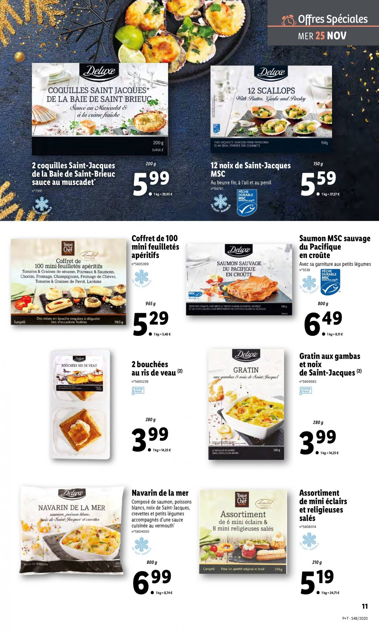 Catalogue Lidl - 25.11.2020 - 01.12.2020. Page 11.