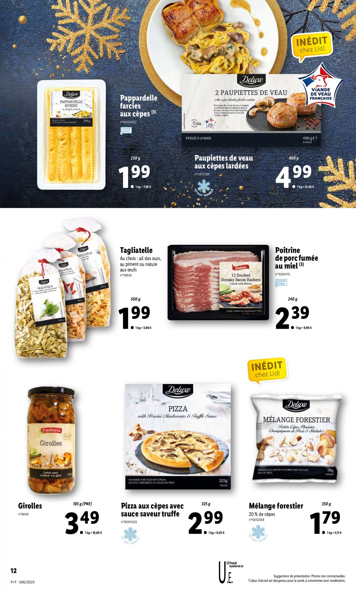 Catalogue Lidl - 25.11.2020 - 01.12.2020. Page 12.