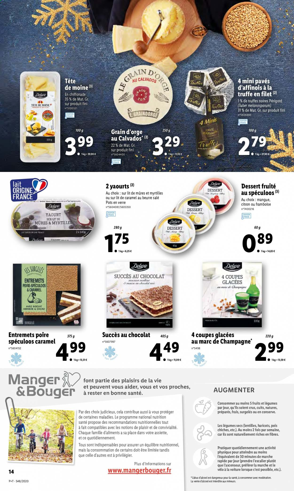Catalogue Lidl - 25.11.2020 - 01.12.2020. Page 14.