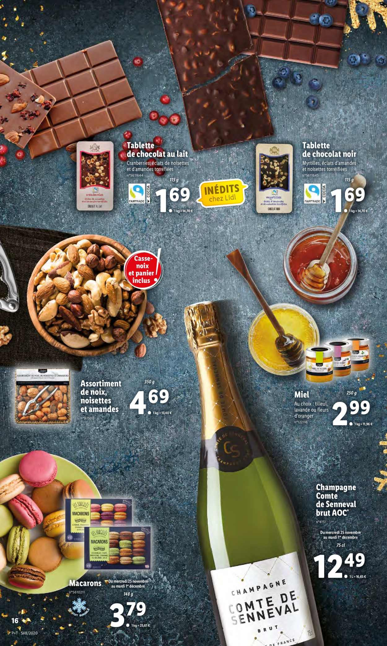 Catalogue Lidl - 25.11.2020 - 01.12.2020. Page 16.