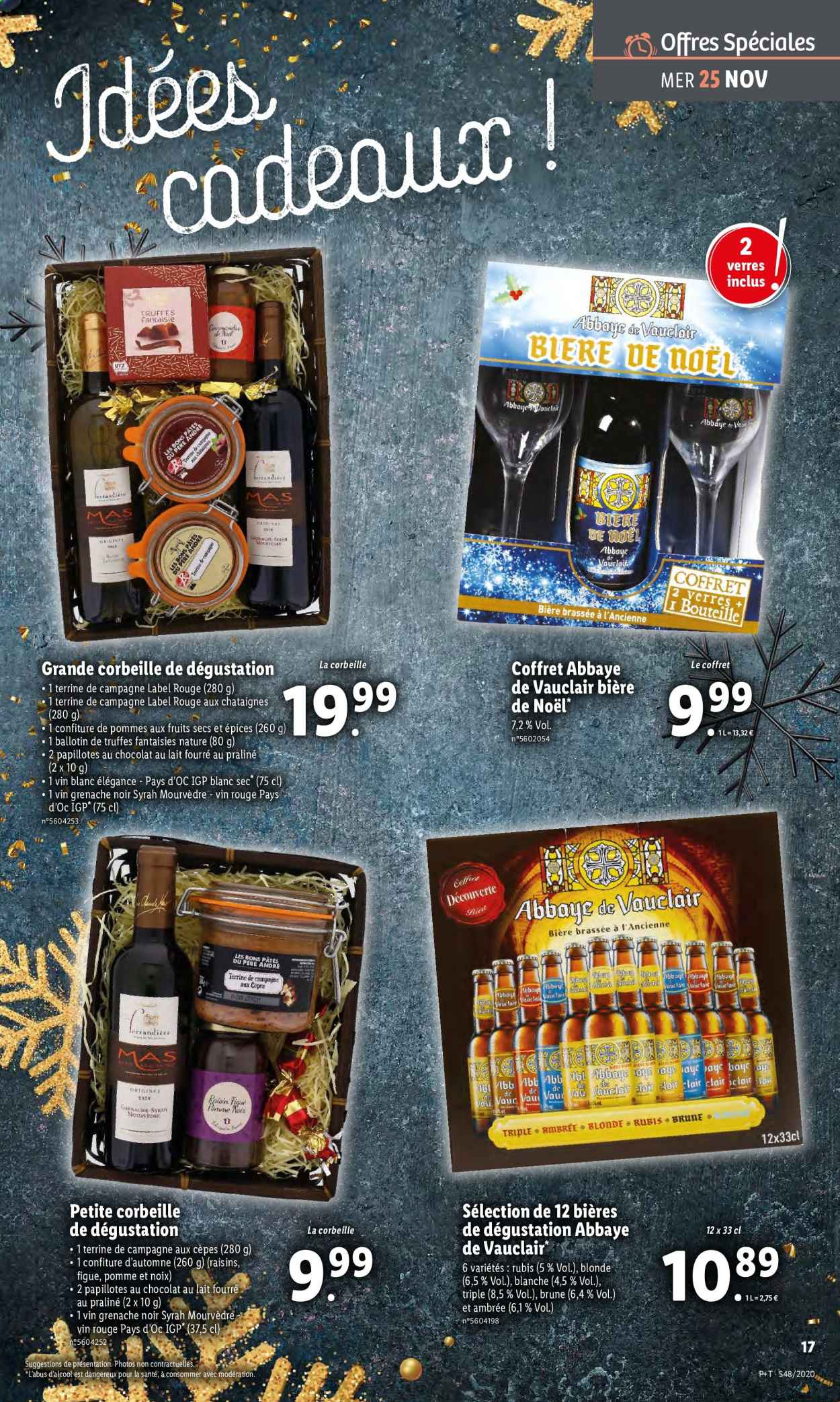 Catalogue Lidl - 25.11.2020 - 01.12.2020. Page 17.