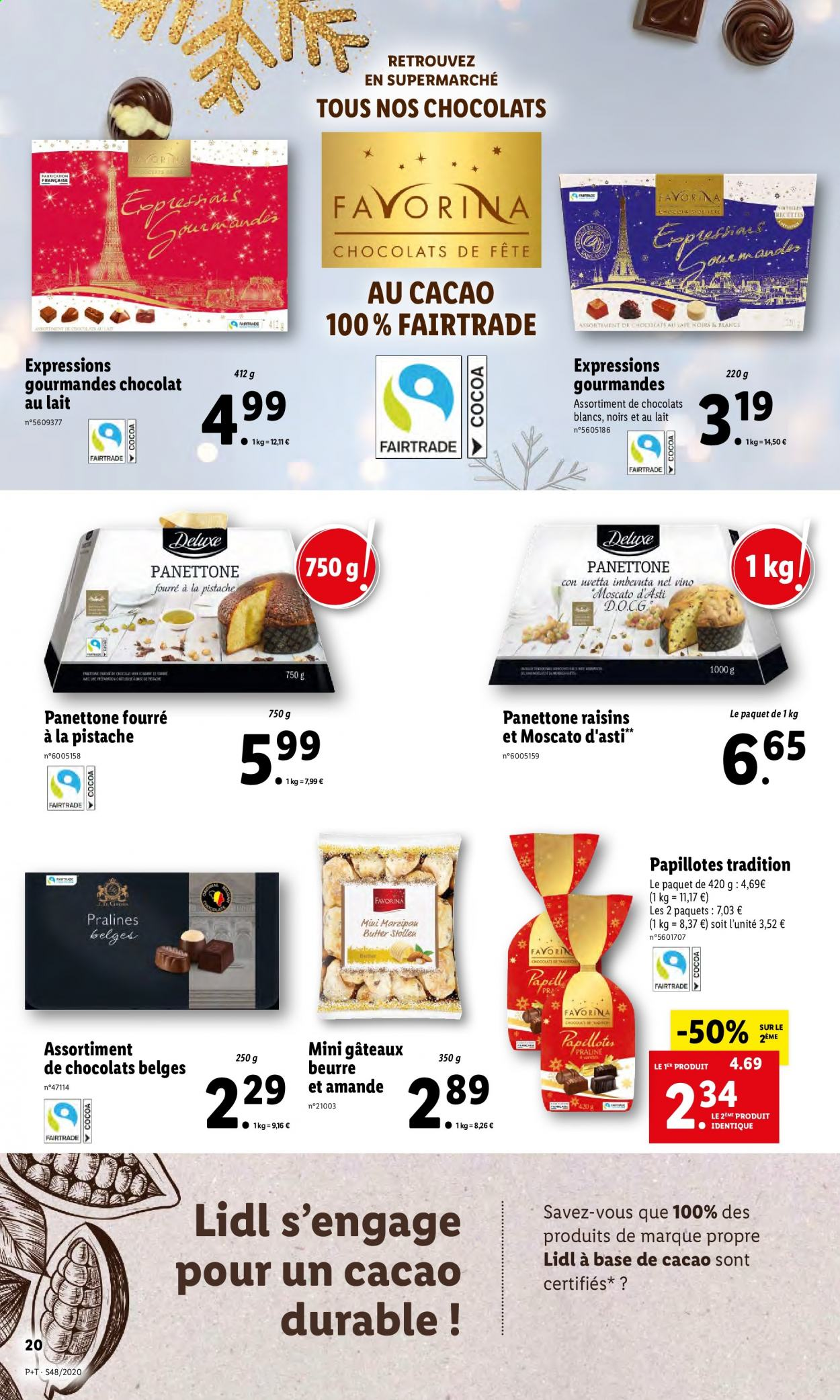 Catalogue Lidl - 25.11.2020 - 01.12.2020. Page 20.