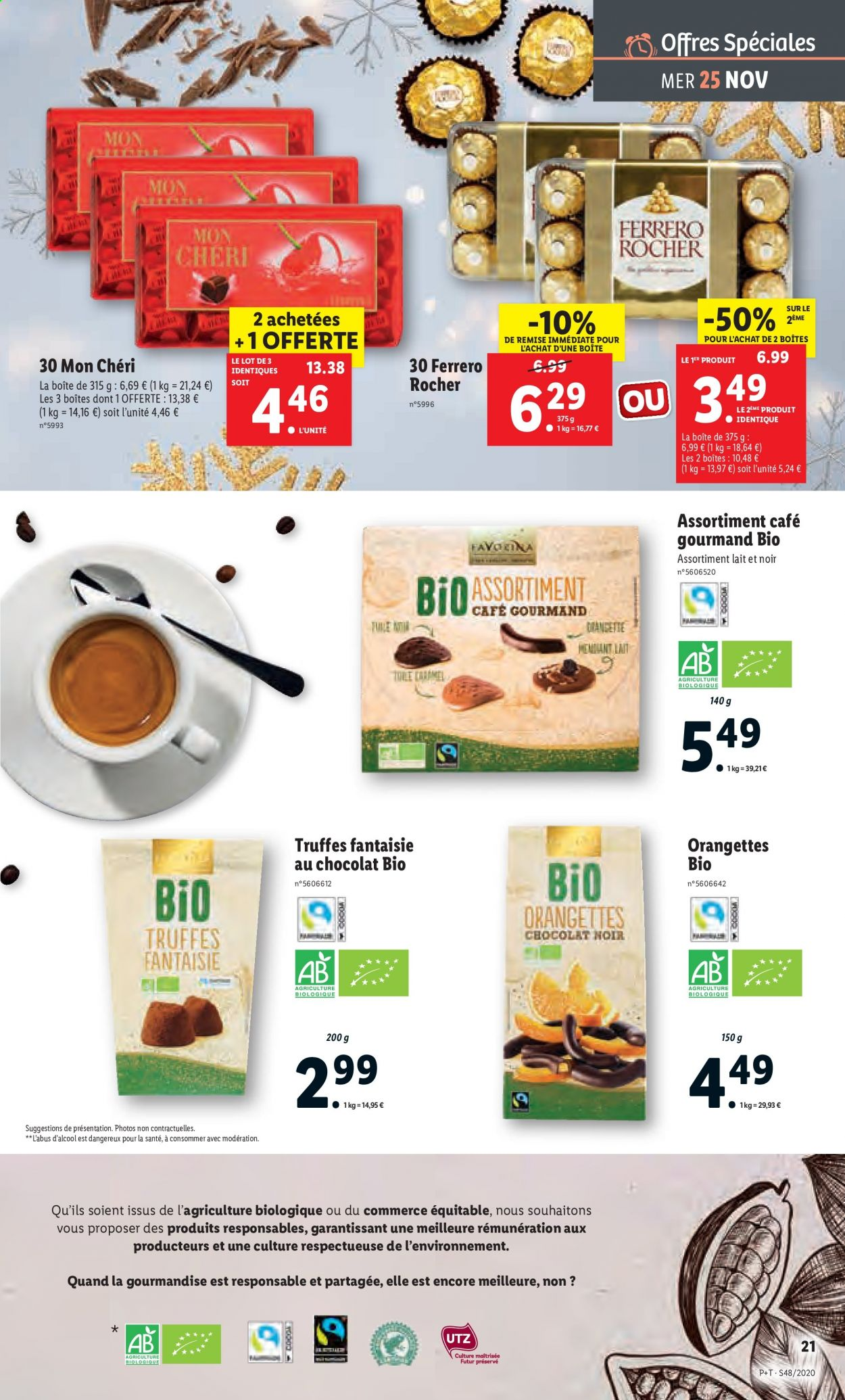 Catalogue Lidl - 25.11.2020 - 01.12.2020. Page 21.
