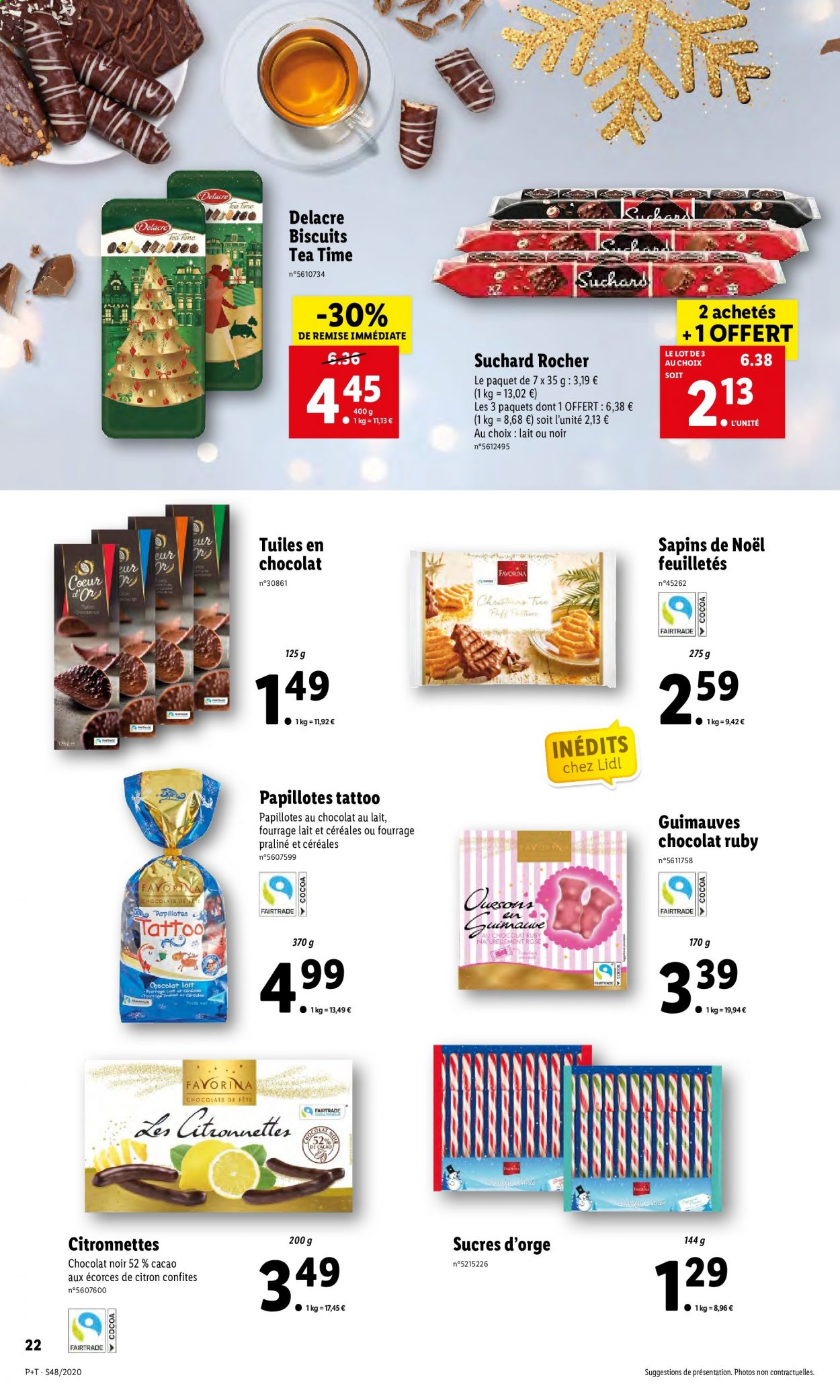 Catalogue Lidl - 25.11.2020 - 01.12.2020. Page 22.