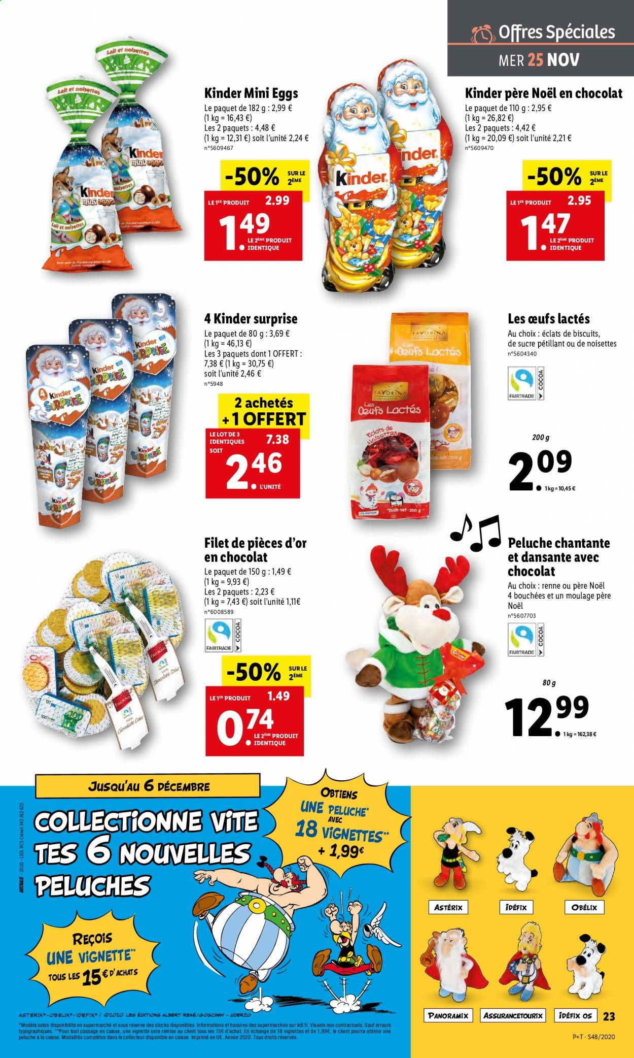 Catalogue Lidl - 25.11.2020 - 01.12.2020. Page 23.