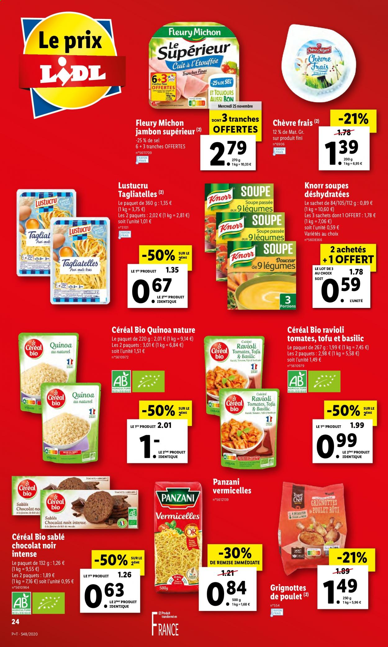 Catalogue Lidl - 25.11.2020 - 01.12.2020. Page 24.