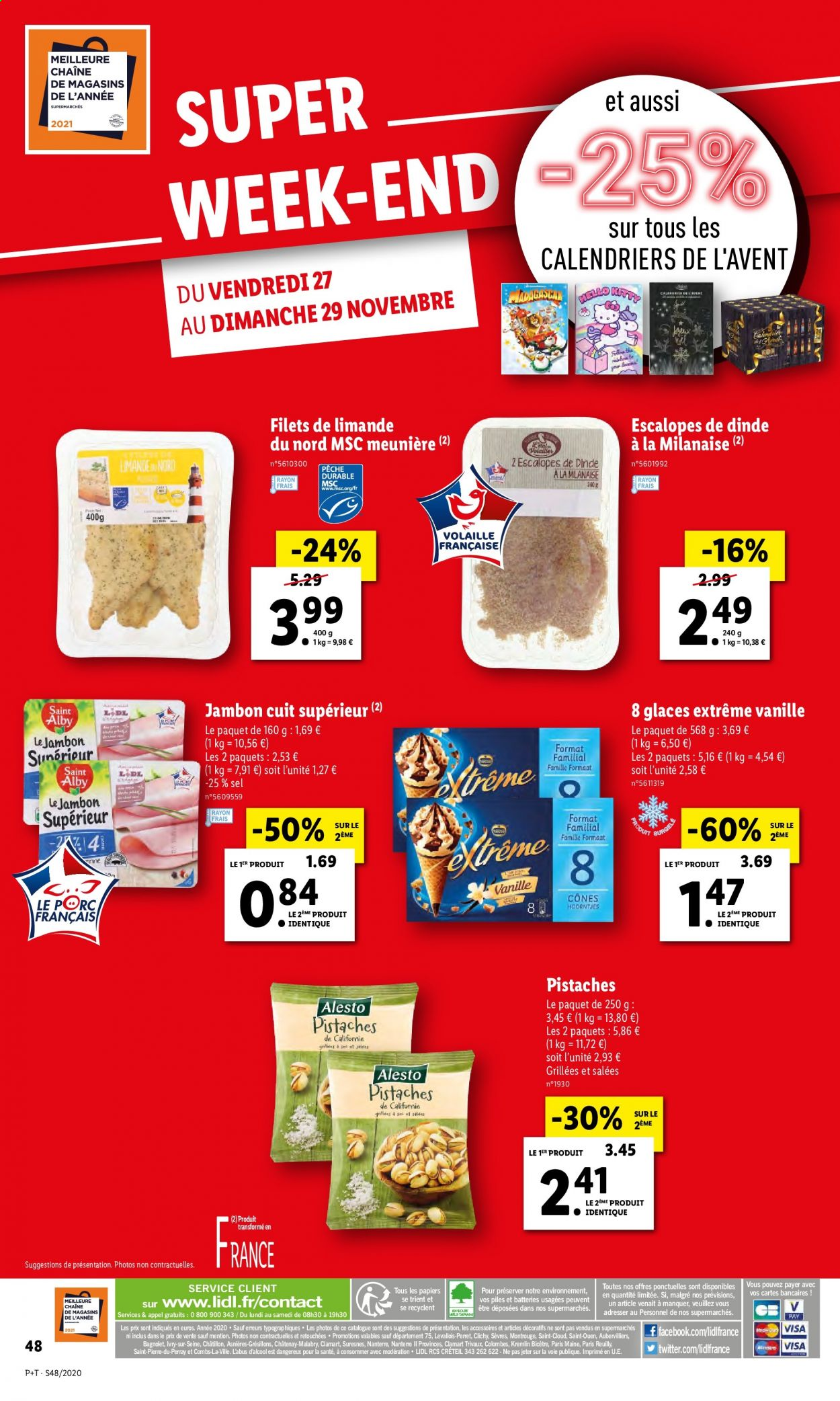 Catalogue Lidl - 25.11.2020 - 01.12.2020. Page 48.