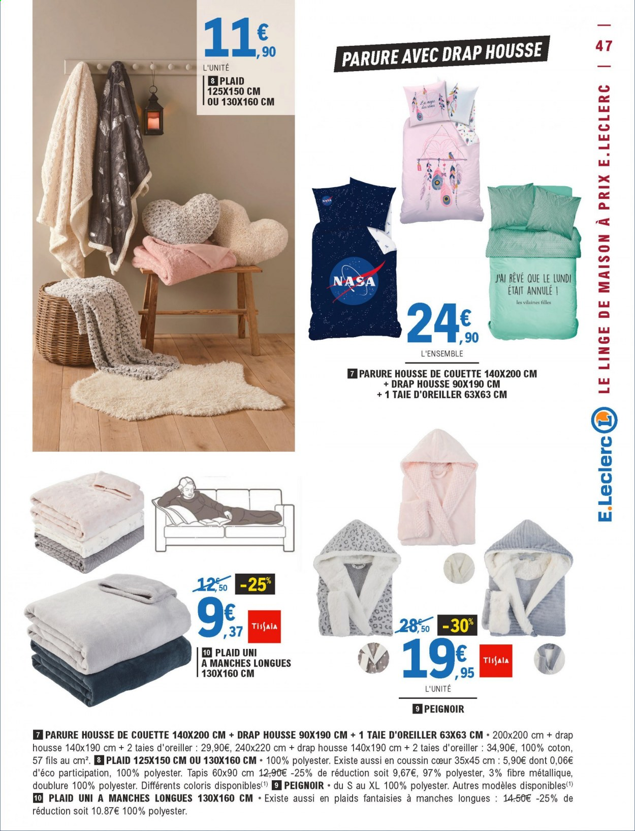 Catalogue E.Leclerc - 01.12.2020 - 12.12.2020. Page 47.