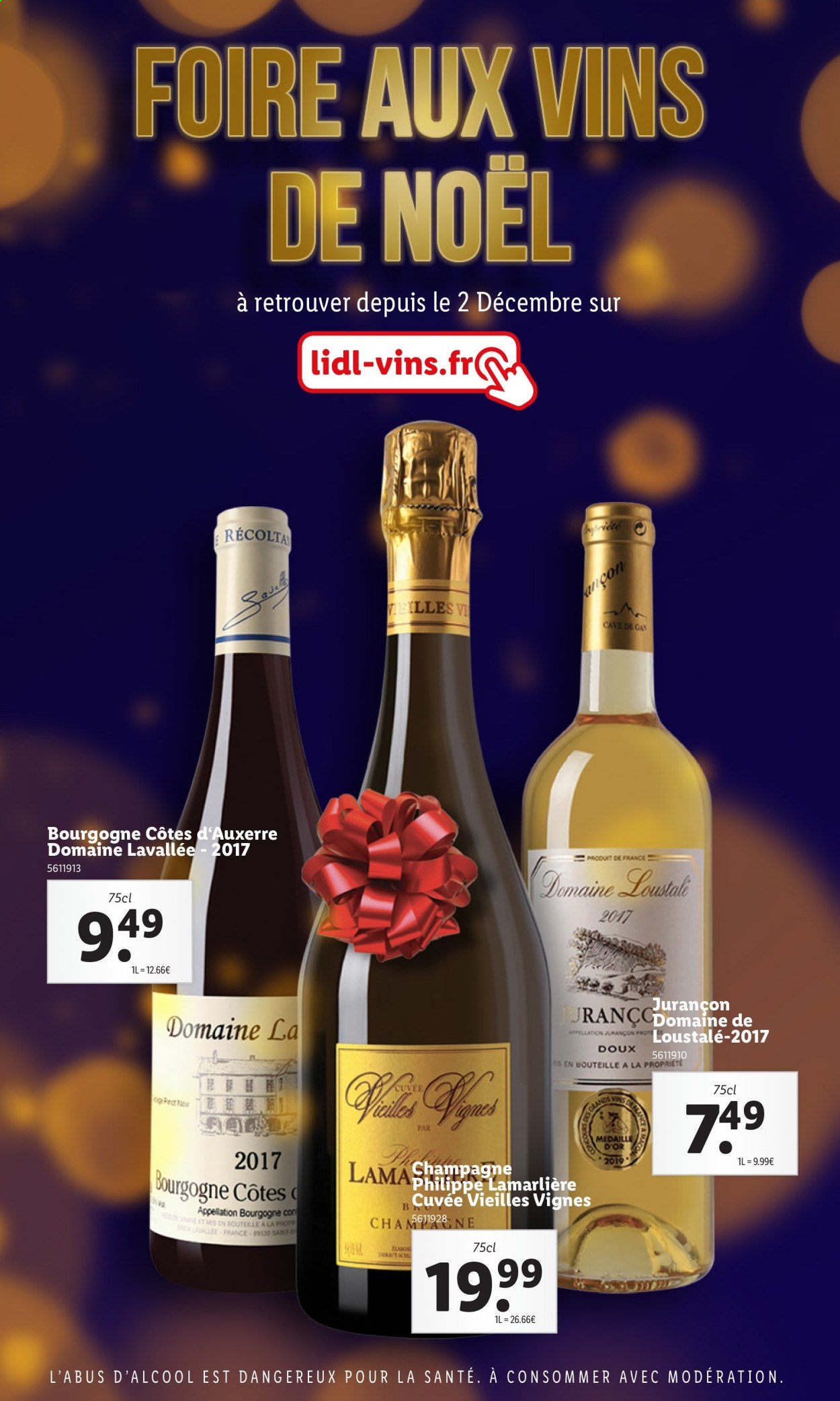 Catalogue Lidl - 02.12.2020 - 17.12.2020. Page 1.
