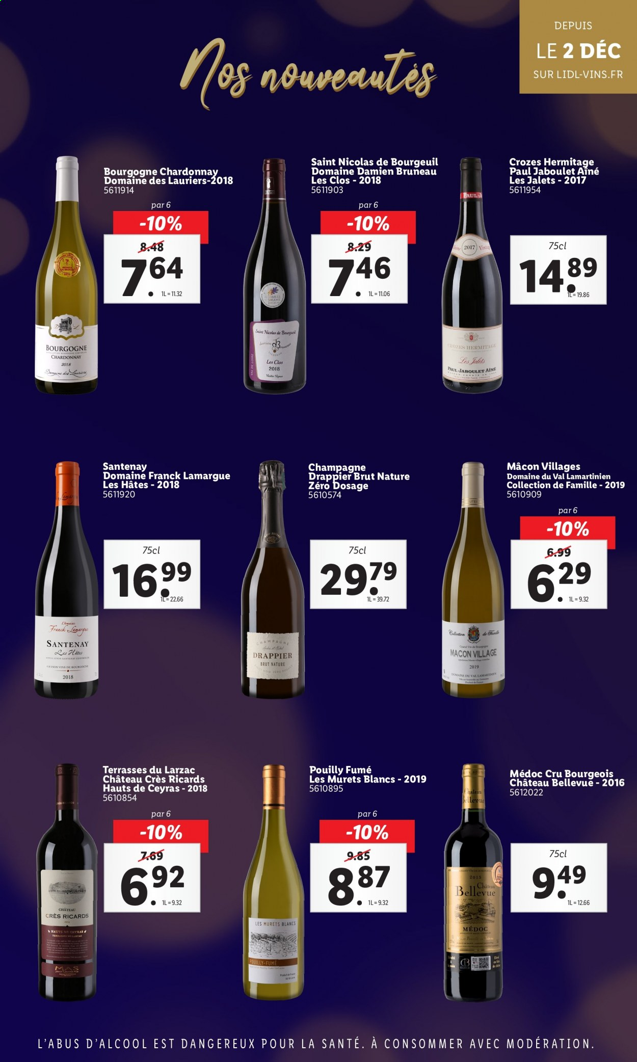 Catalogue Lidl - 02.12.2020 - 17.12.2020. Page 2.
