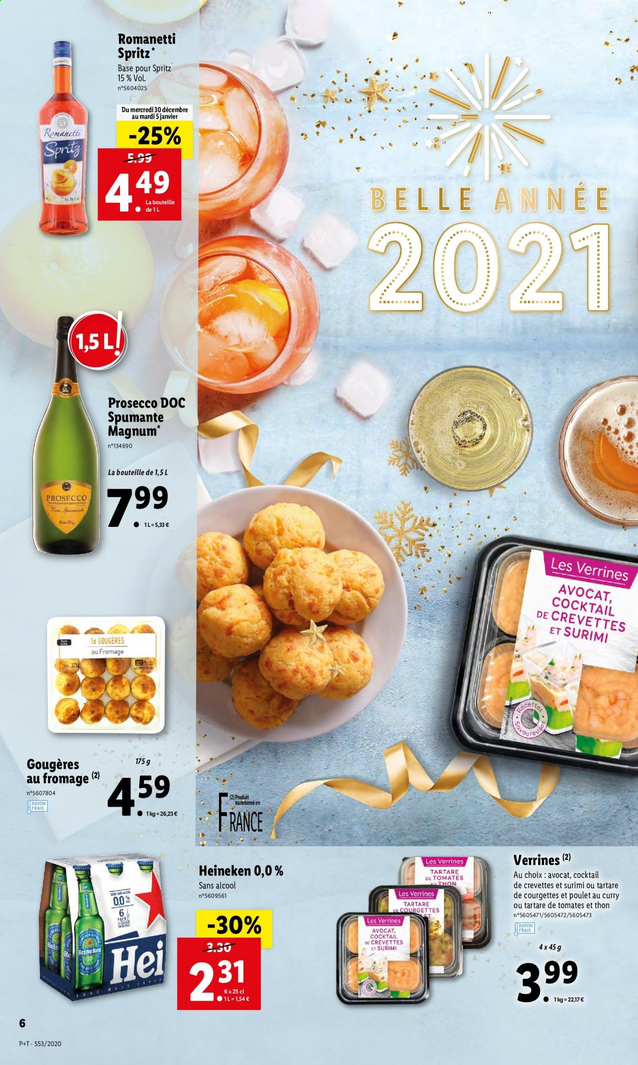 Catalogue Lidl - 30.12.2020 - 05.01.2021. Page 6.
