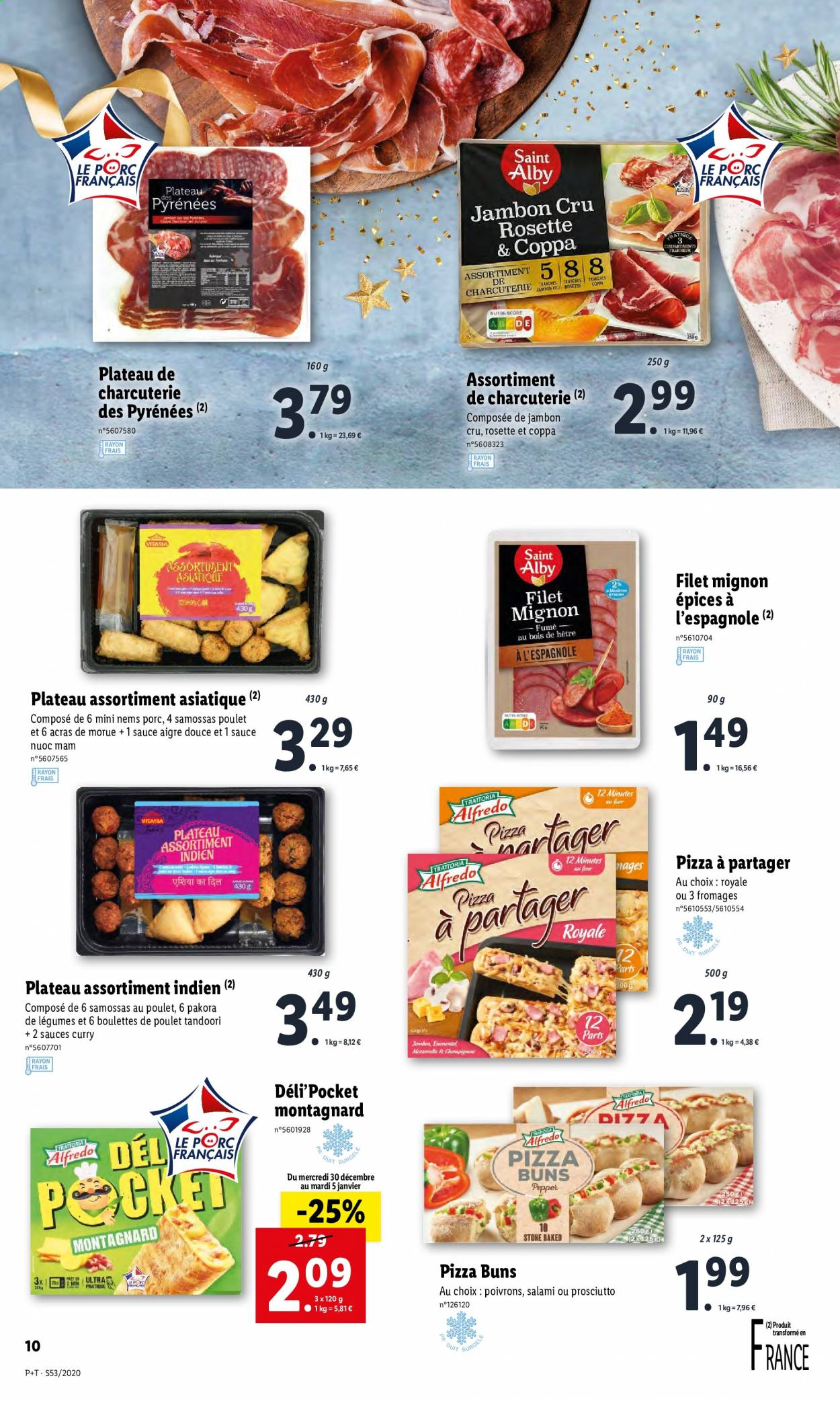 Catalogue Lidl - 30.12.2020 - 05.01.2021. Page 10.