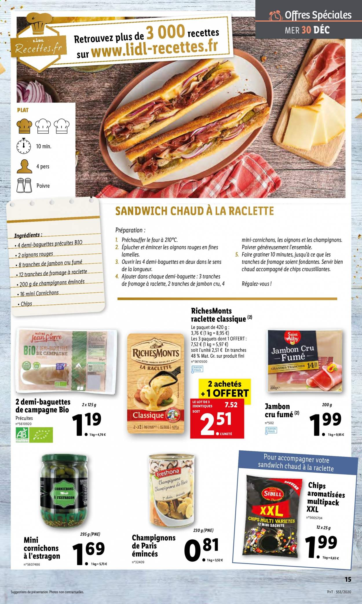 Catalogue Lidl - 30.12.2020 - 05.01.2021. Page 15.