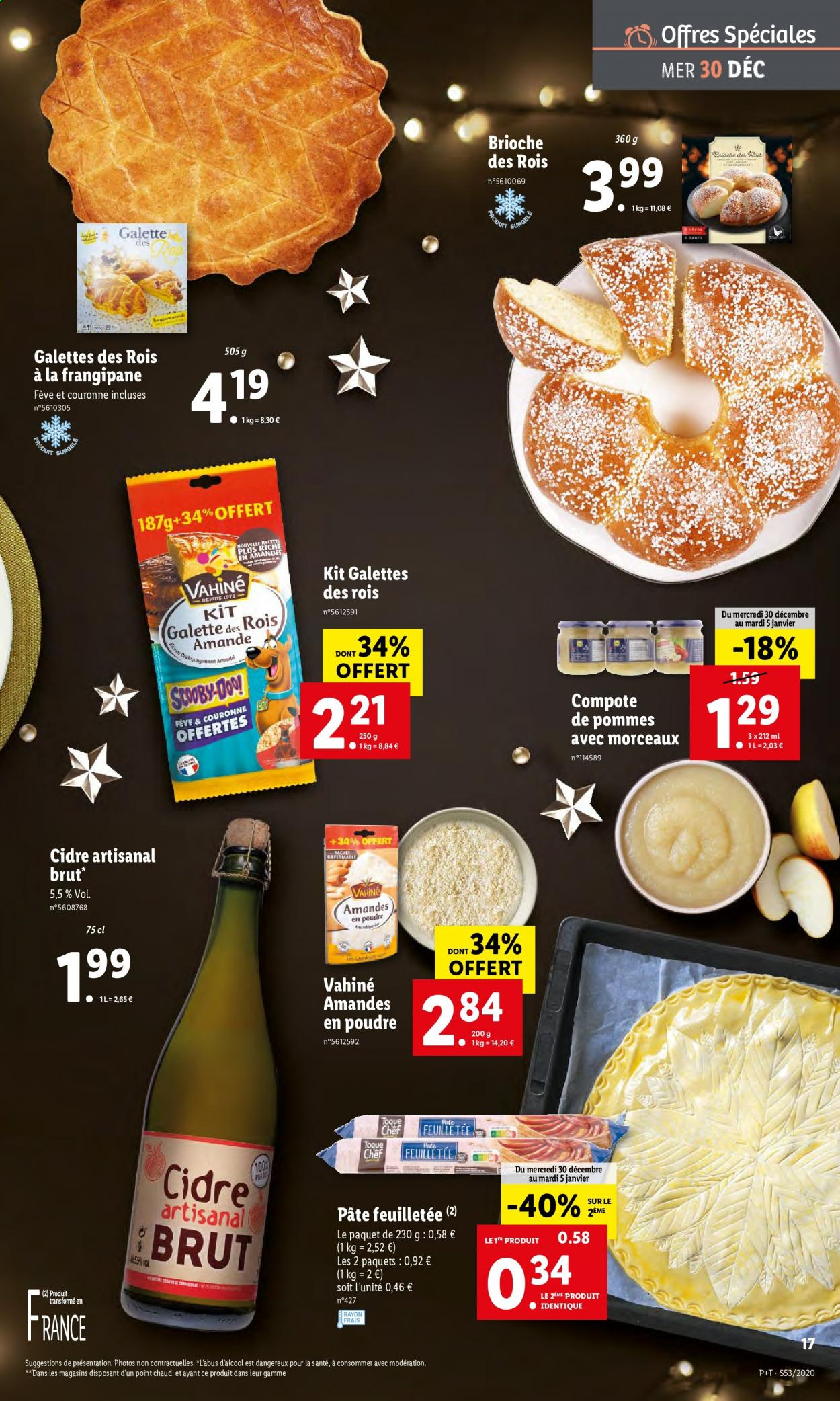 Catalogue Lidl - 30.12.2020 - 05.01.2021. Page 17.