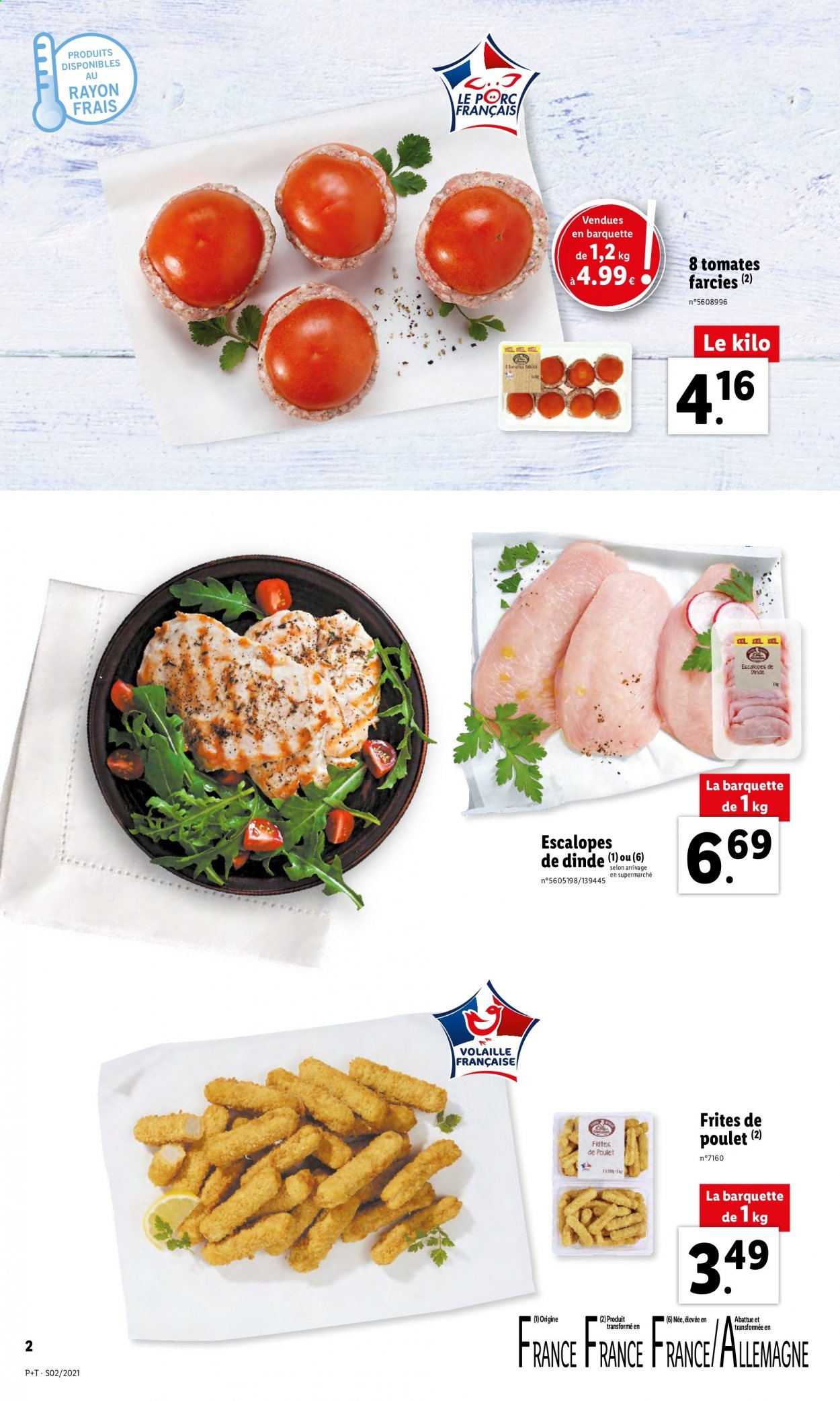 Catalogue Lidl - 13.01.2021 - 19.01.2021. Page 2.