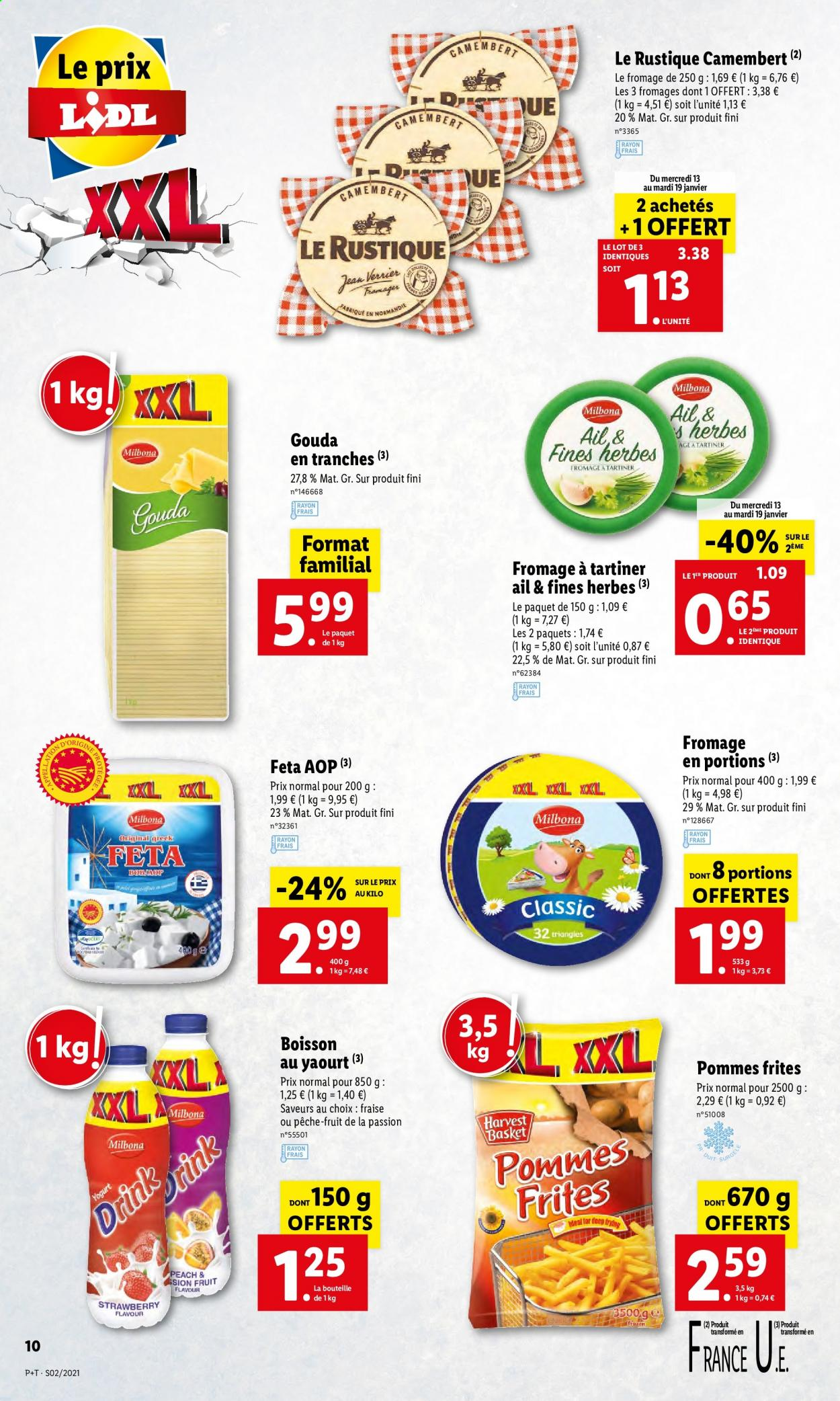 Catalogue Lidl - 13.01.2021 - 19.01.2021. Page 10.