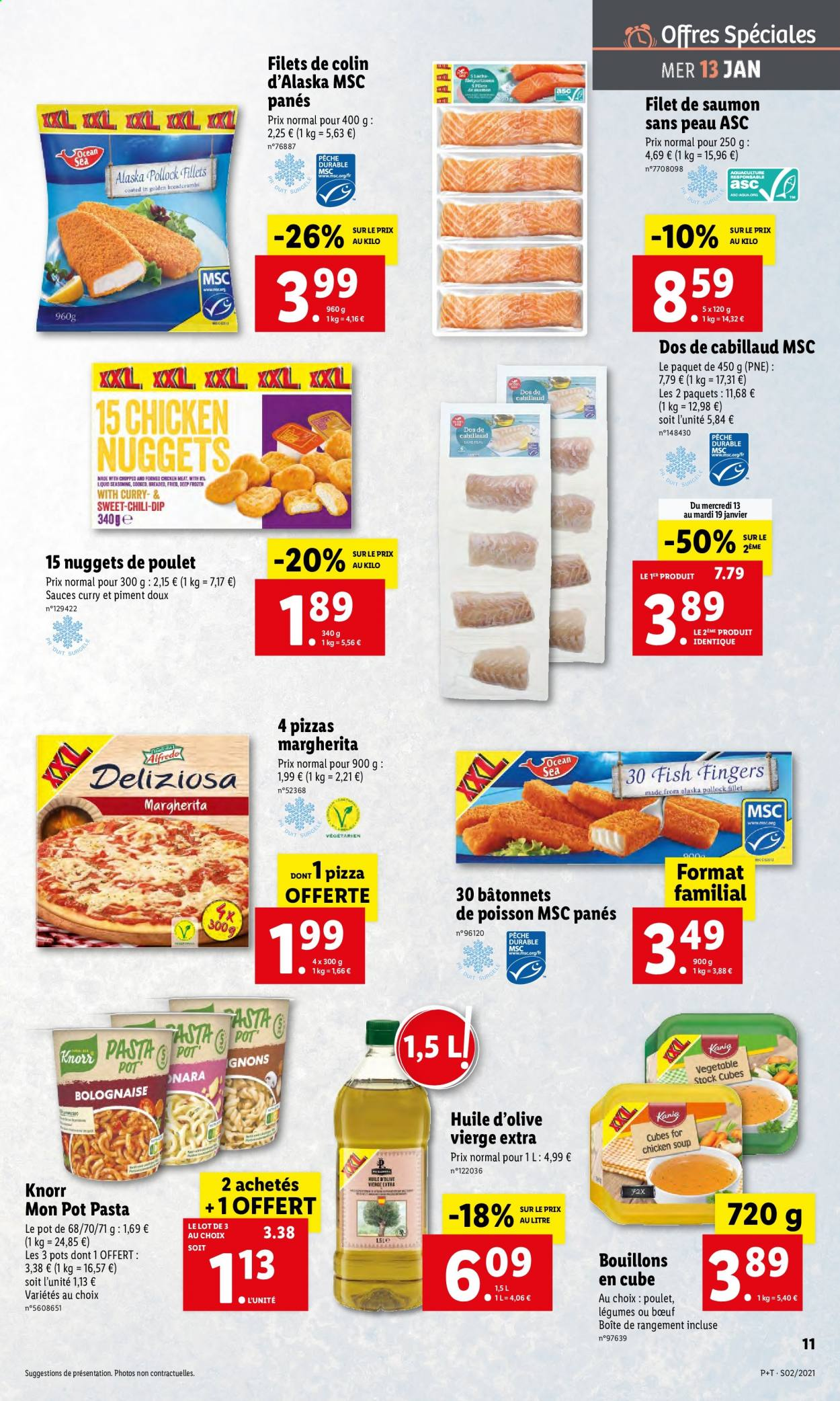 Catalogue Lidl - 13.01.2021 - 19.01.2021. Page 11.