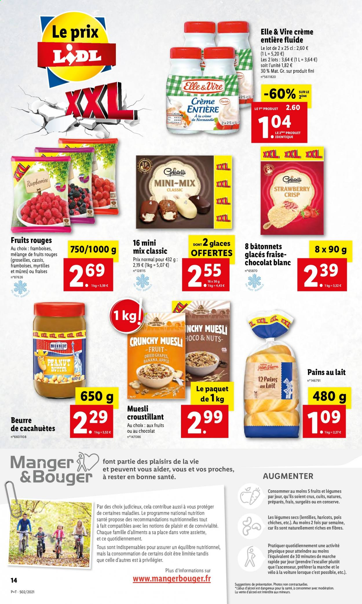 Catalogue Lidl - 13.01.2021 - 19.01.2021. Page 14.
