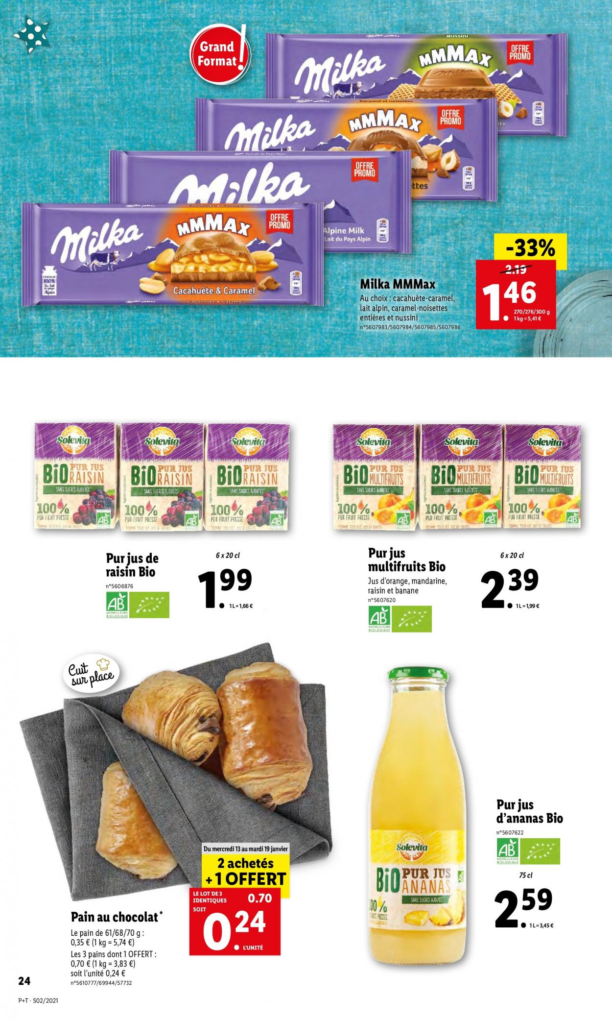 Catalogue Lidl - 13.01.2021 - 19.01.2021. Page 24.