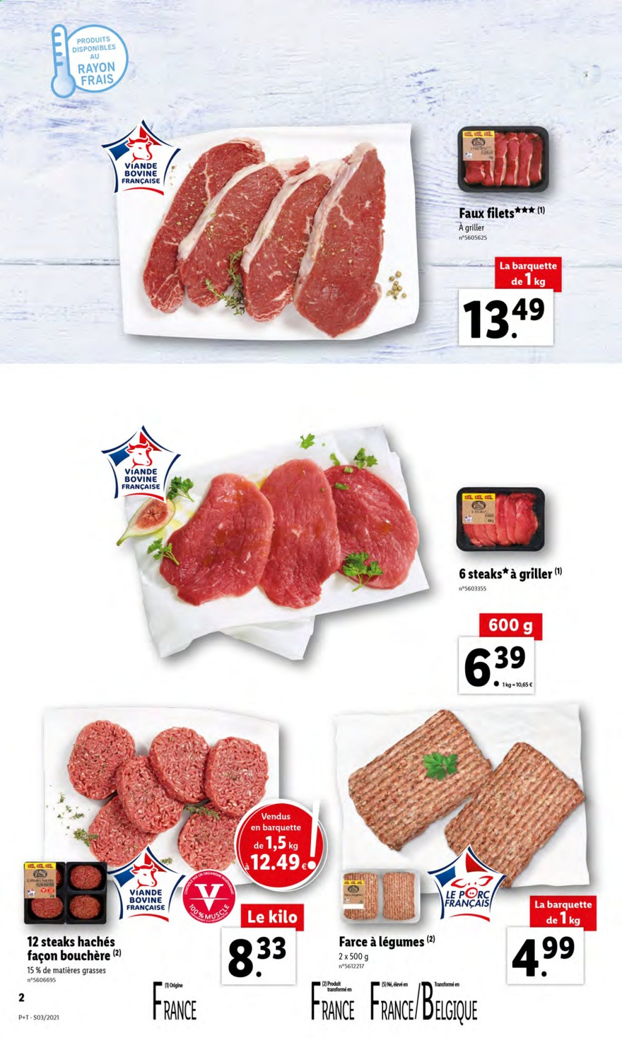 Catalogue Lidl - 20.01.2021 - 26.01.2021. Page 2.