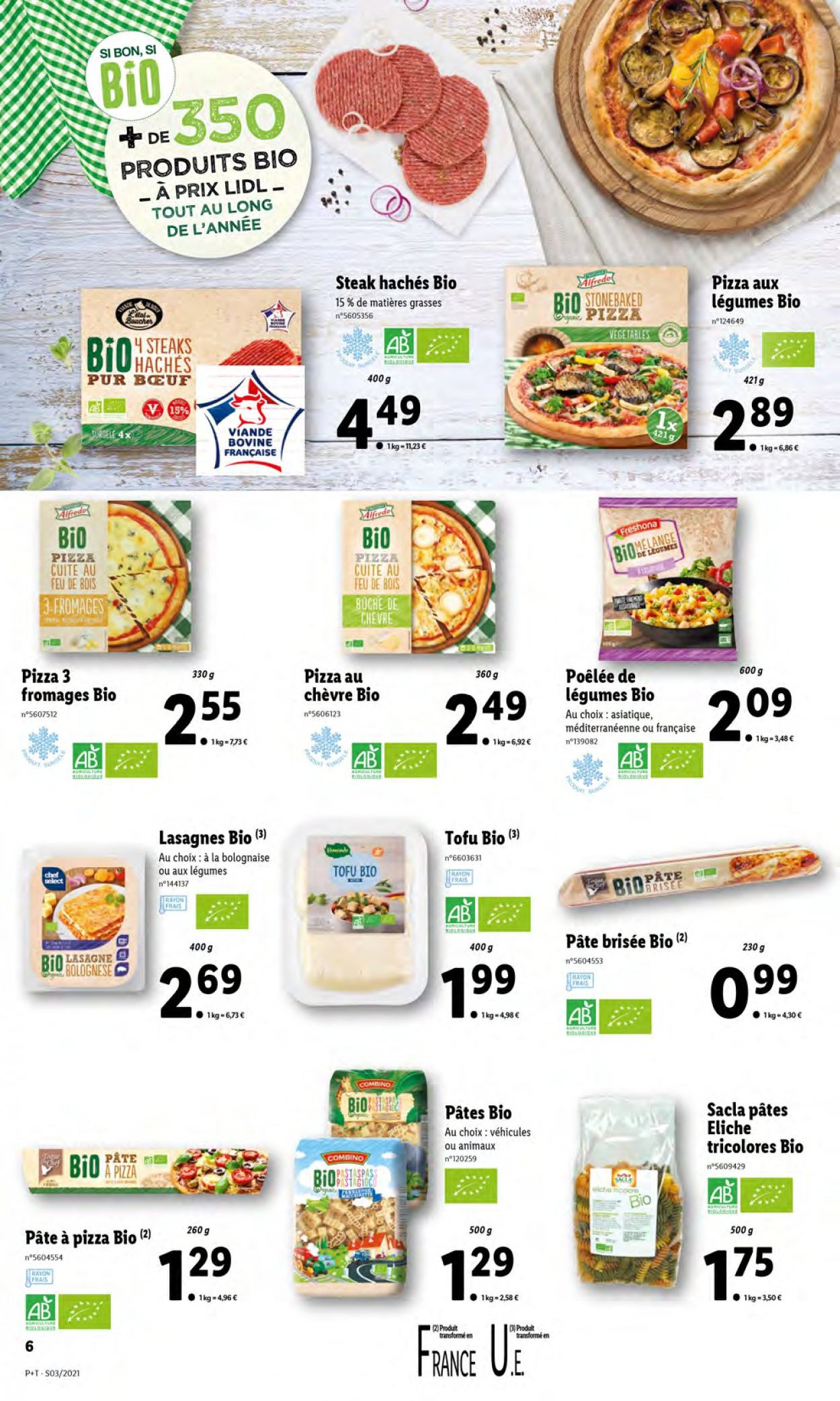 Catalogue Lidl - 20.01.2021 - 26.01.2021. Page 6.